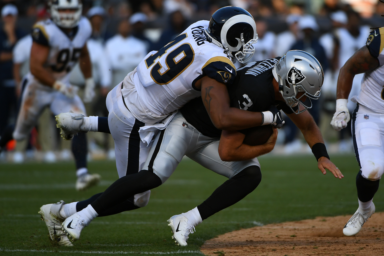 Los Angeles Rams v Oakland Raiders