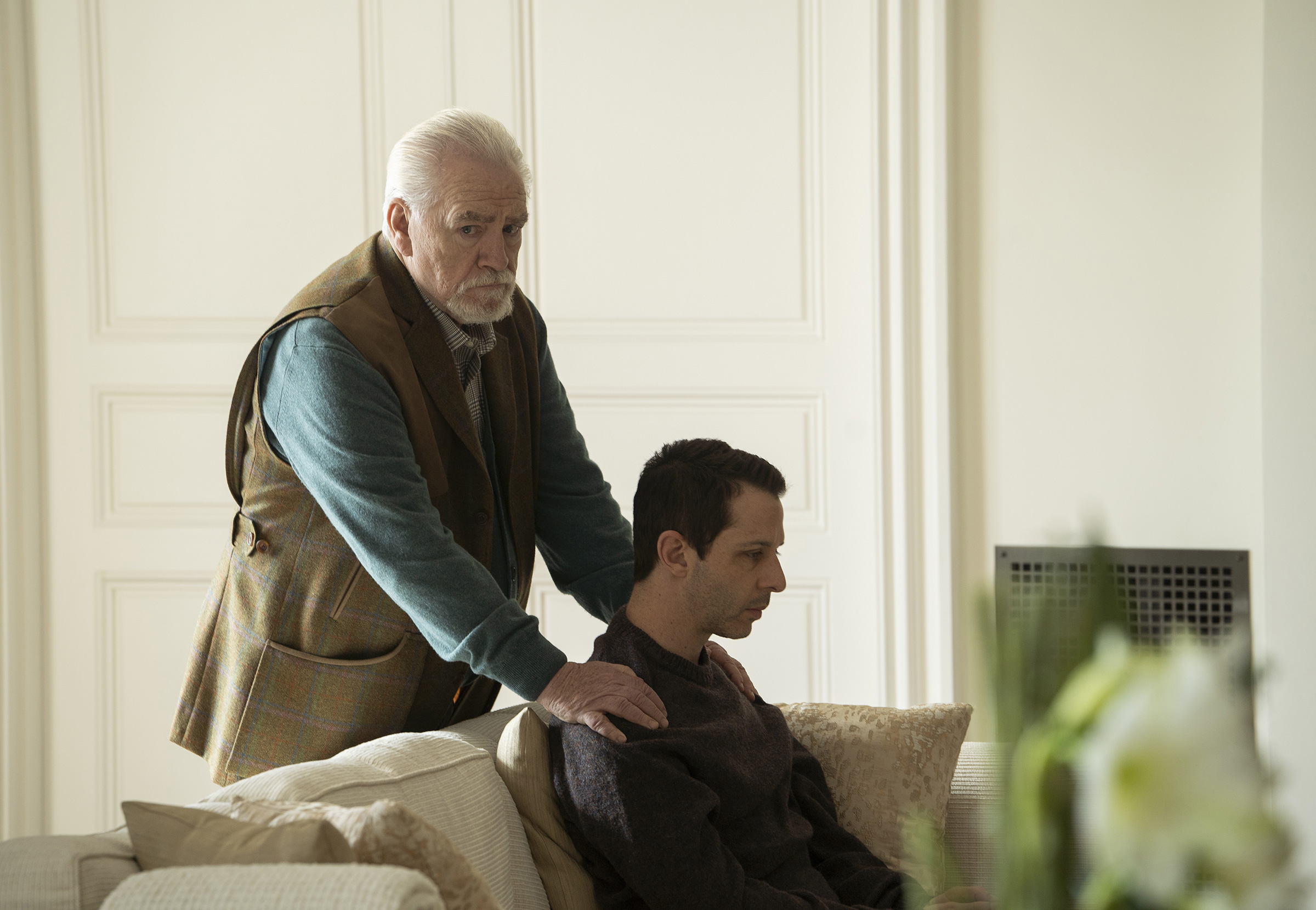 The Succession season 2 premiere majorly shifts the show's power dynamics