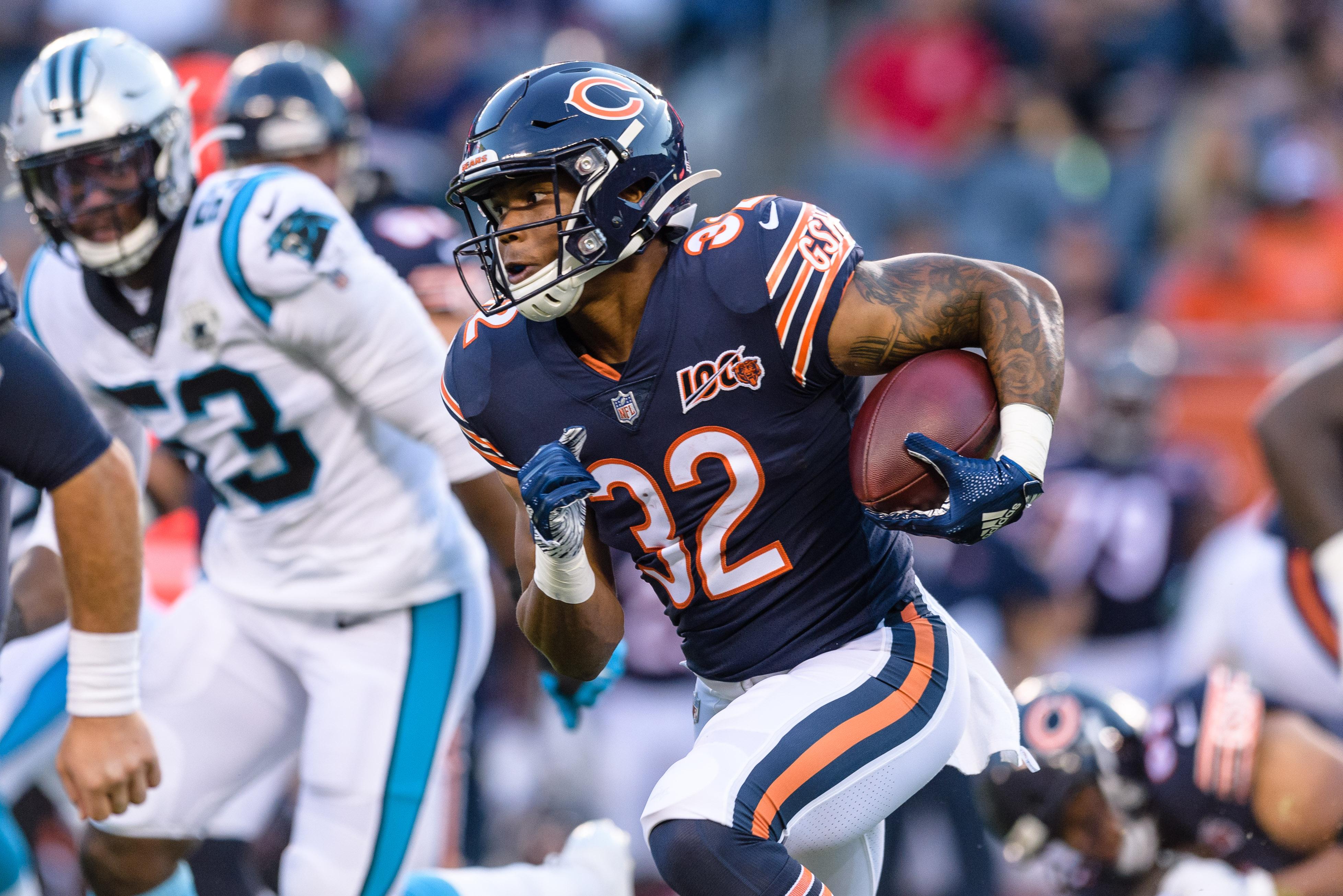 NFL: Preseason-Carolina Panthers at Chicago Bears