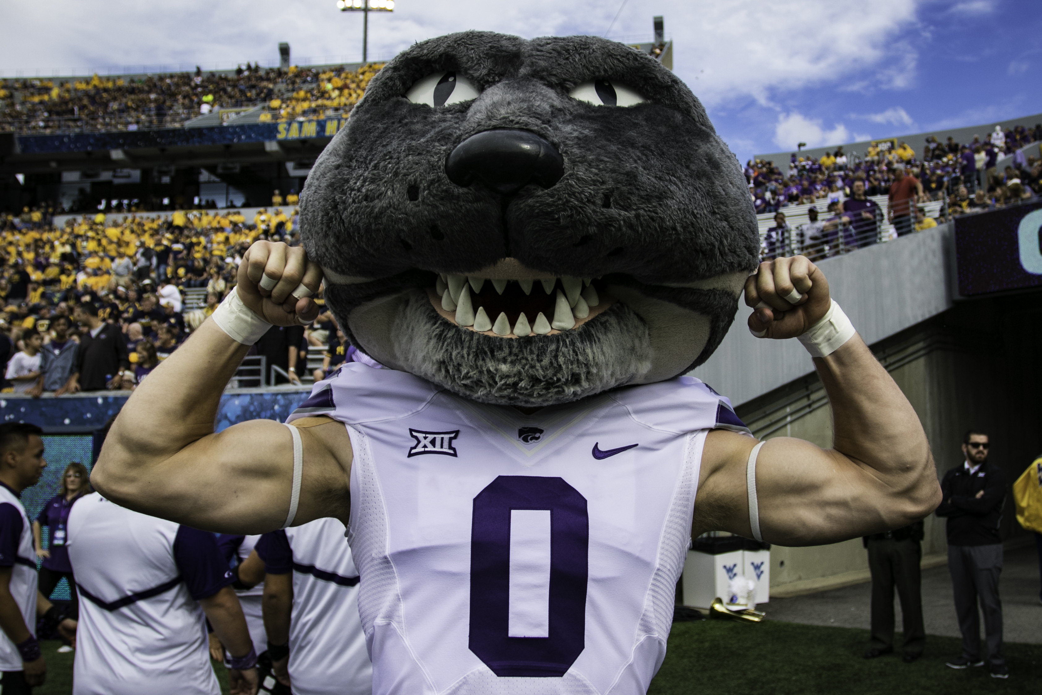 COLLEGE FOOTBALL: SEP 22 Kansas State at West Virginia