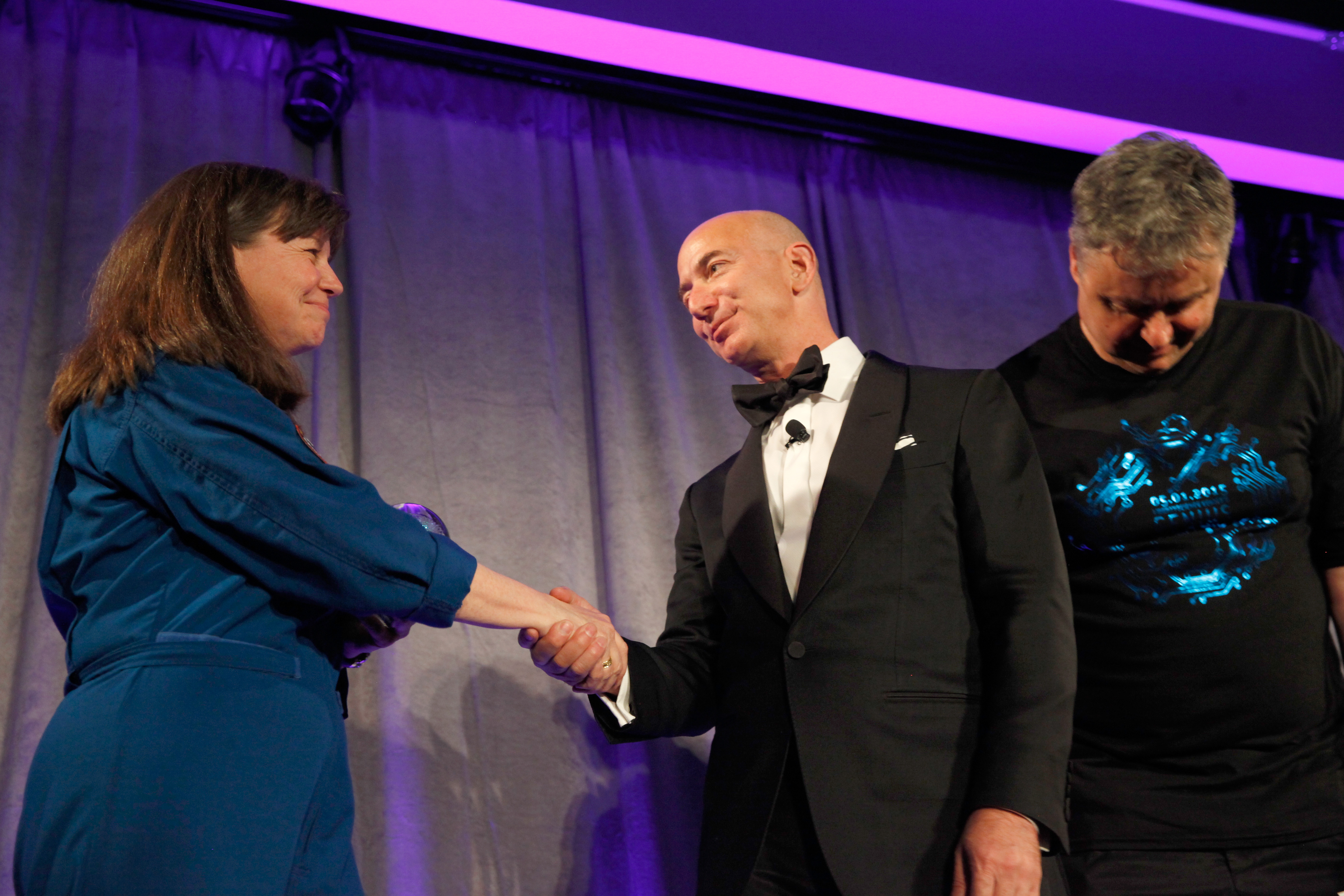 Jeff Bezos is quietly letting his charities do something radical — whatever they want