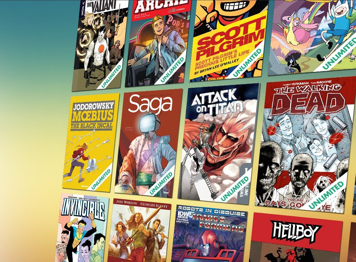 Polygon's exclusive deal takes $5 off your next digital comics purchase at Comixology