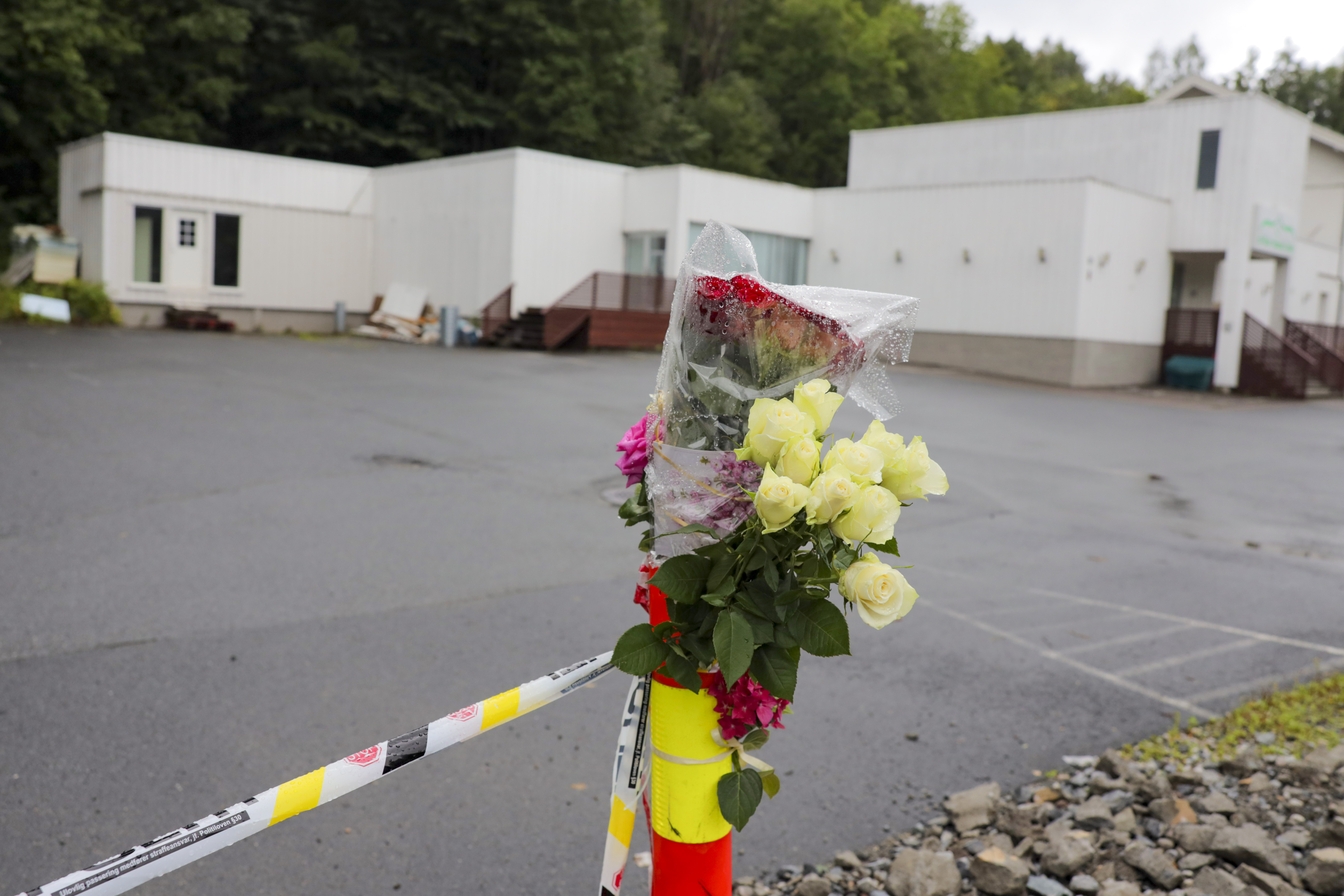 A Norwegian white nationalist tried to kill Muslims at a mosque