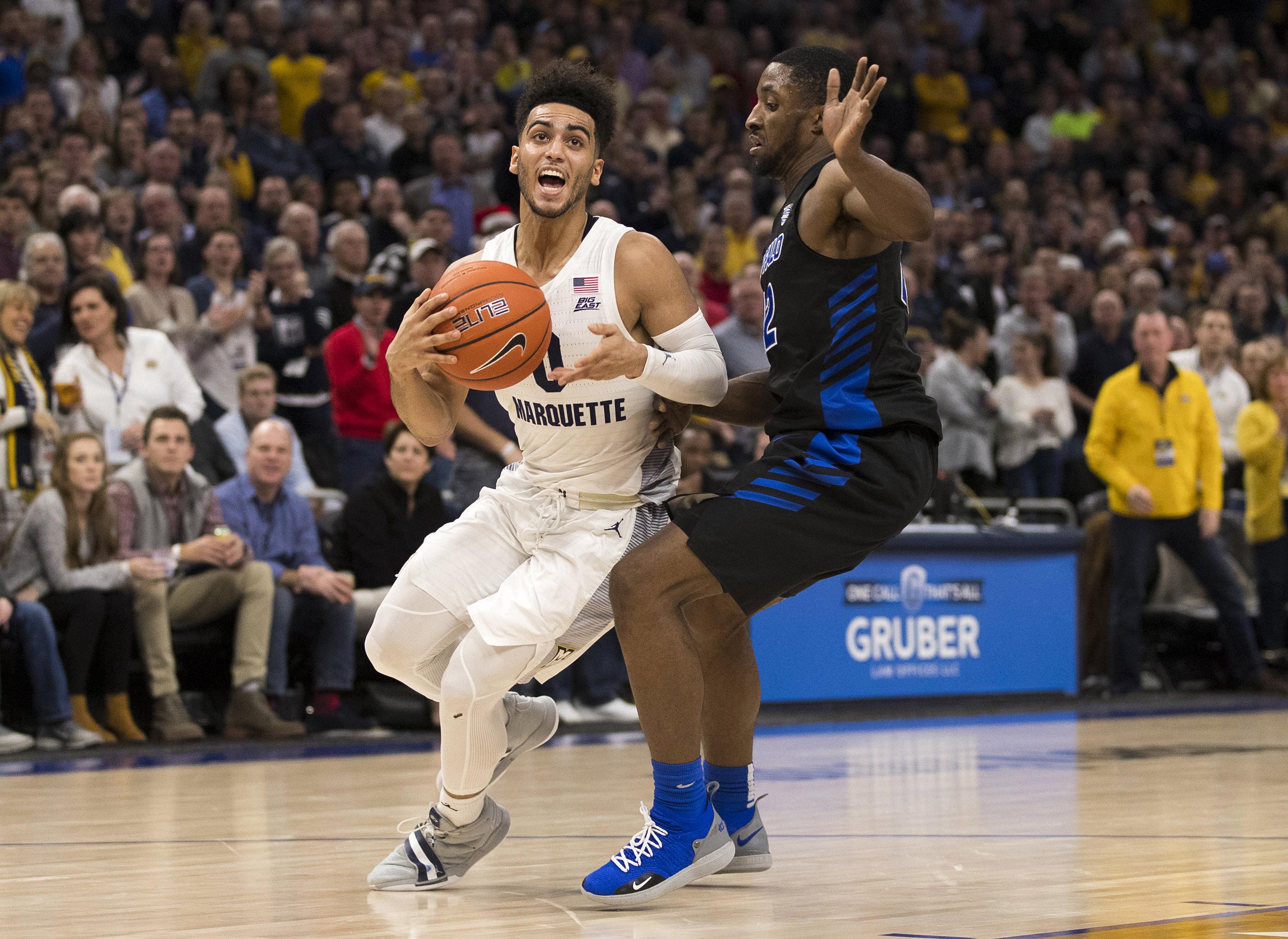 NCAA Basketball: Buffalo at Marquette