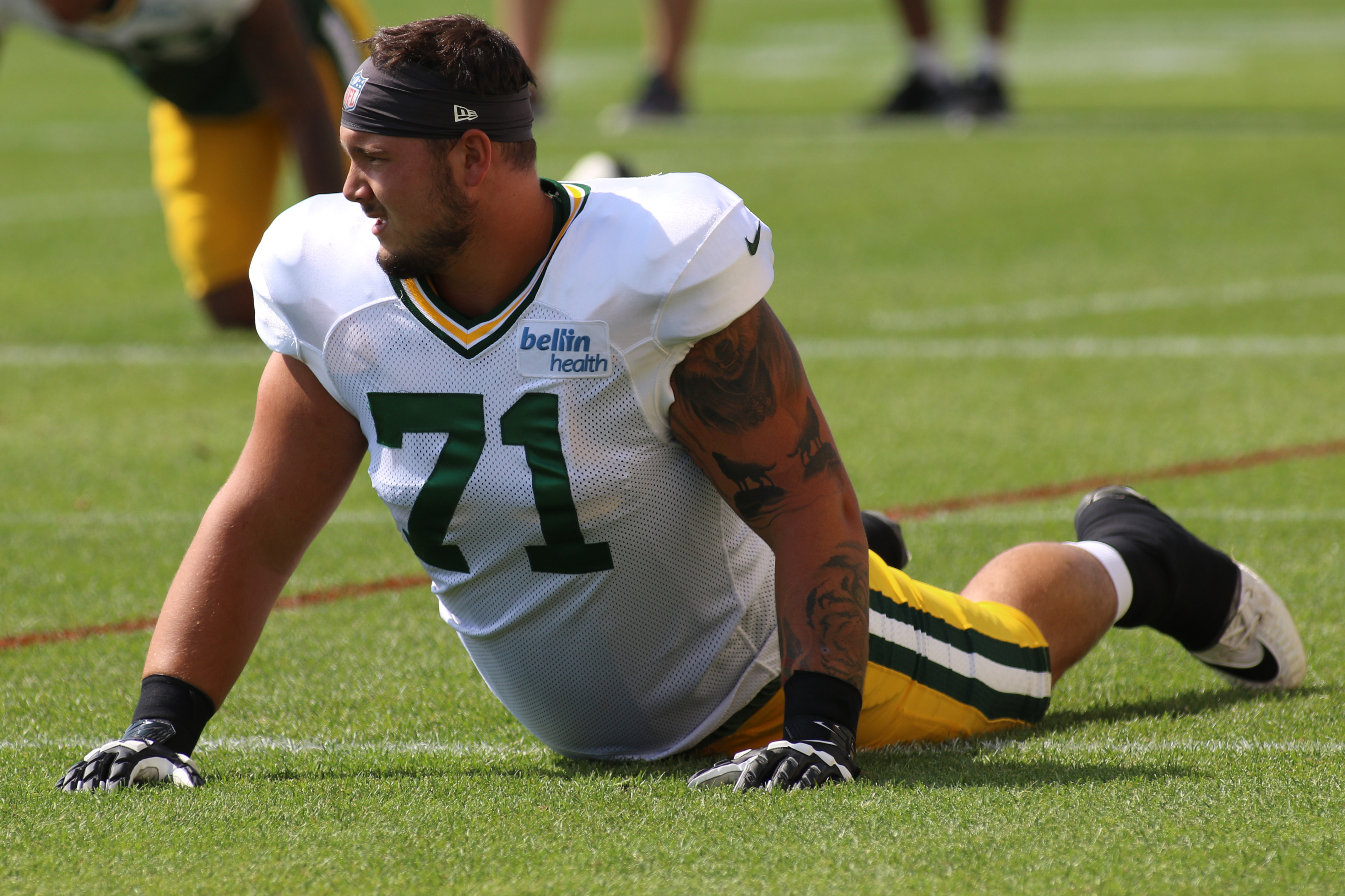 NFL: JUL 31 Packers Training Camp