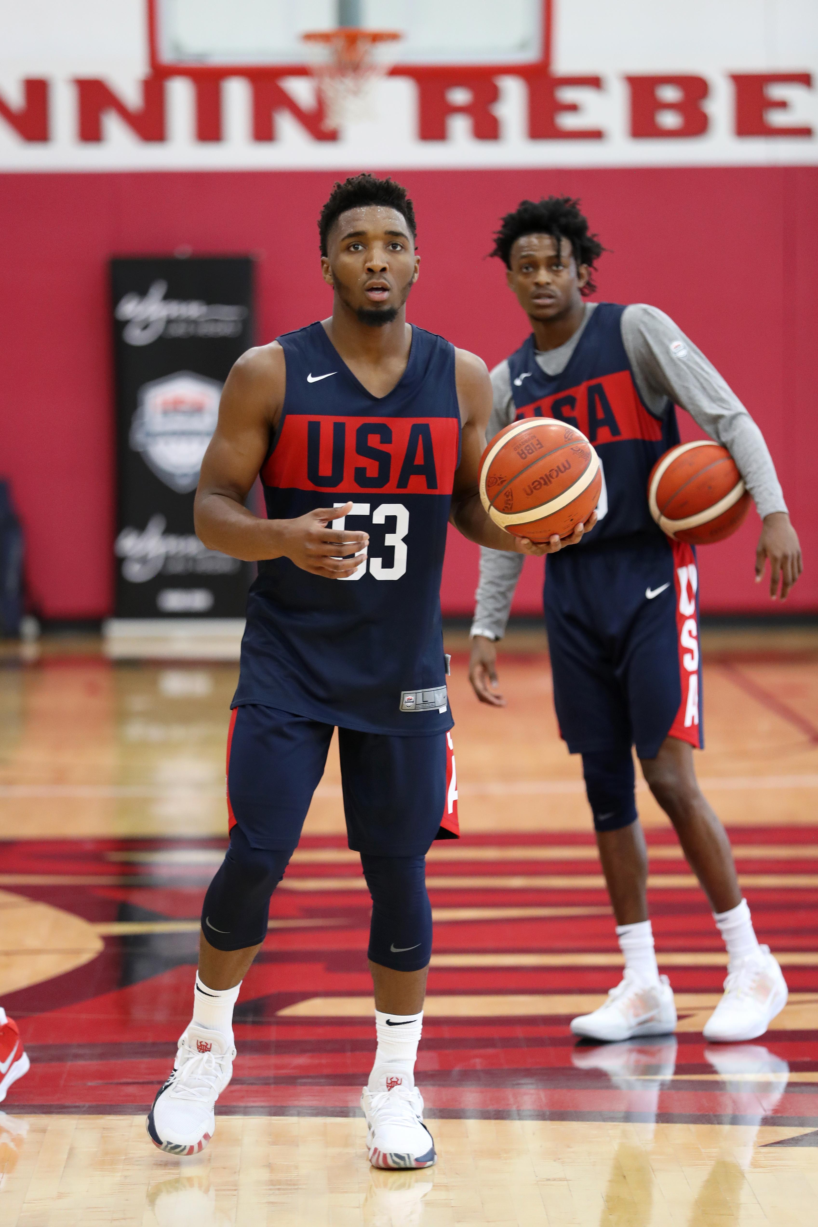 2019 USA Basketball Men's National Team Training Camp