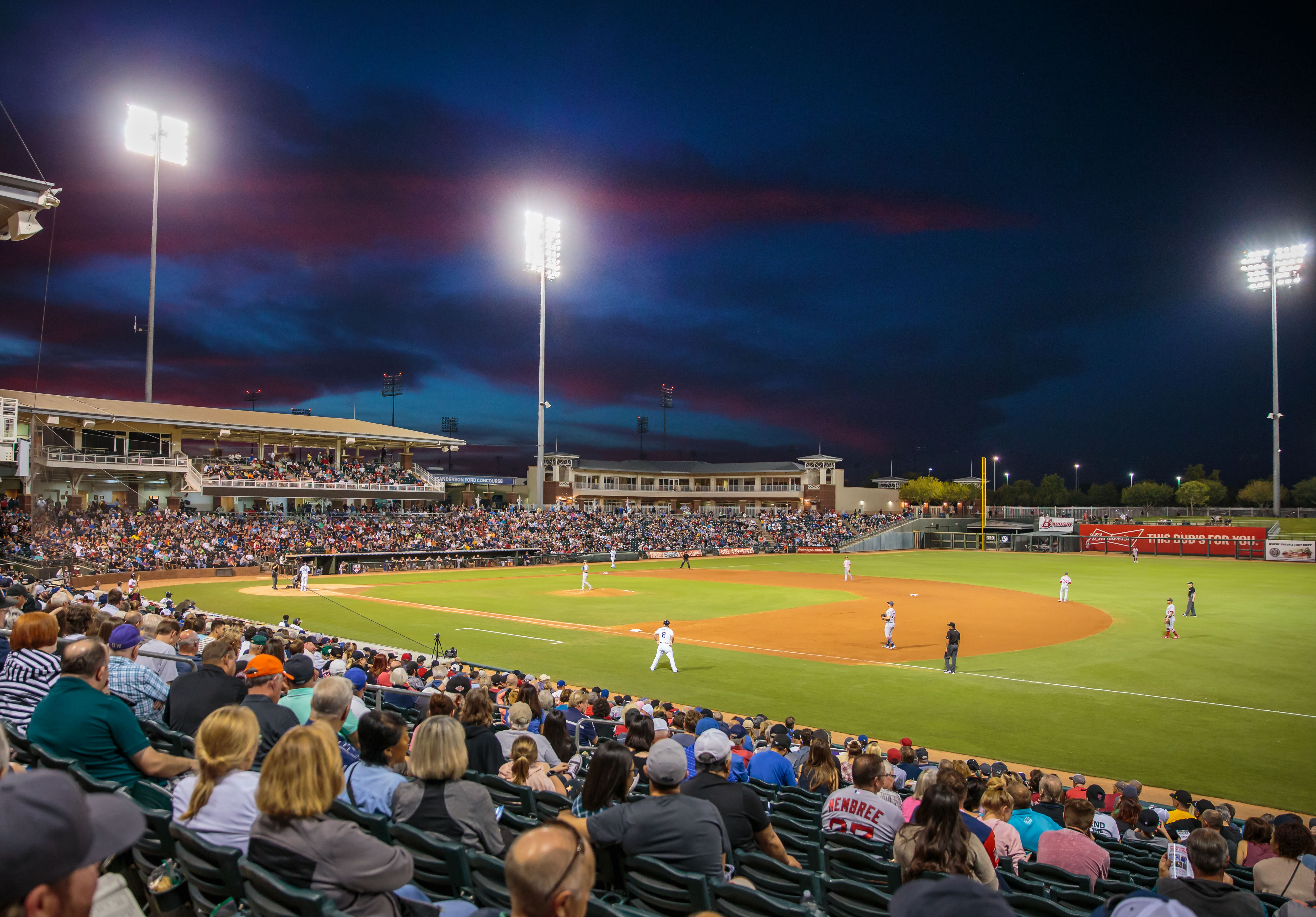 Minor League Baseball: Arizona Fall League-All Star Game