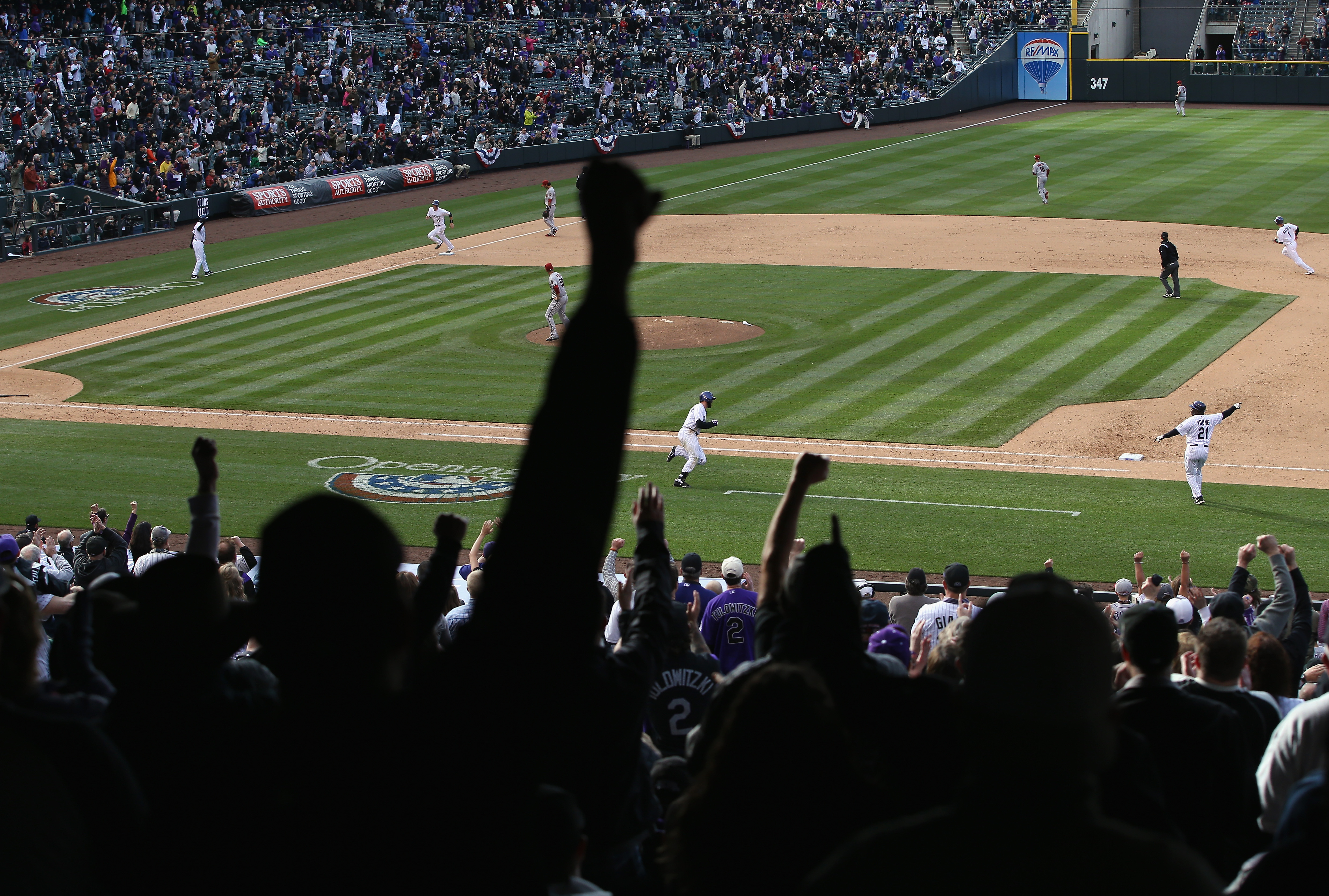 A look at the Rockies' 2020 regular season schedule - Purple Row