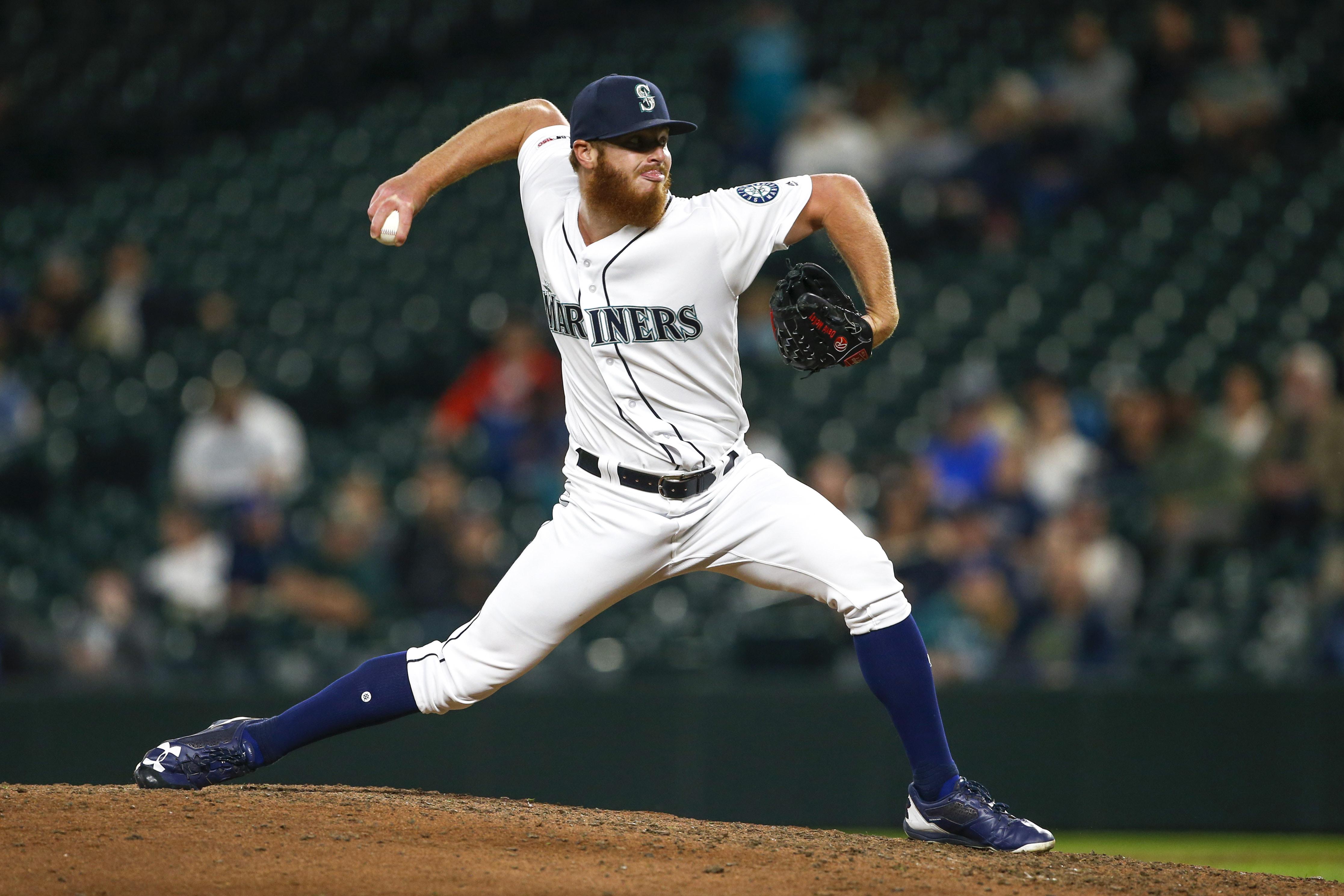 MLB: Texas Rangers at Seattle Mariners
