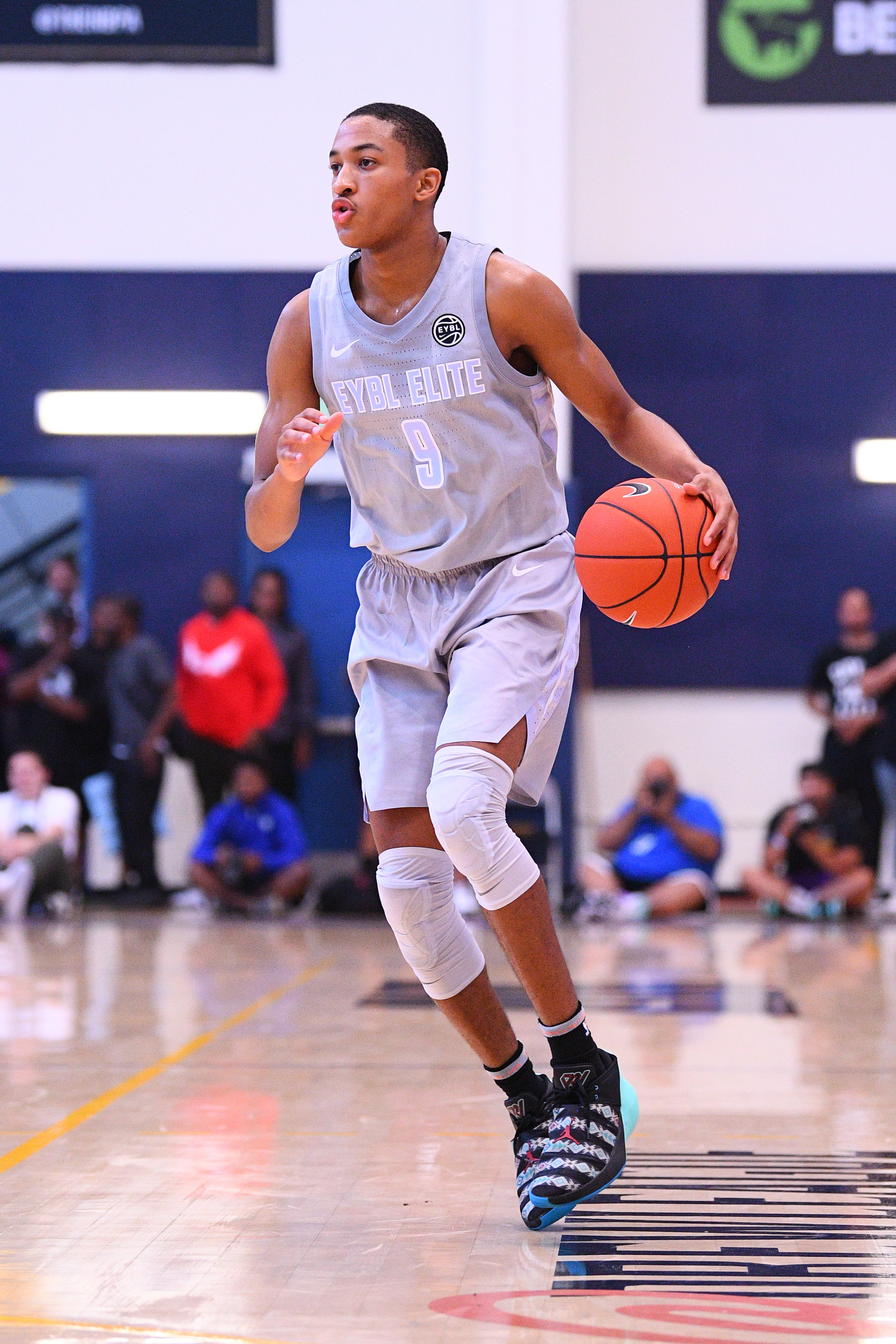 HIGH SCHOOL BASKETBALL: AUGUST 10 Nike Academy Showcase Game