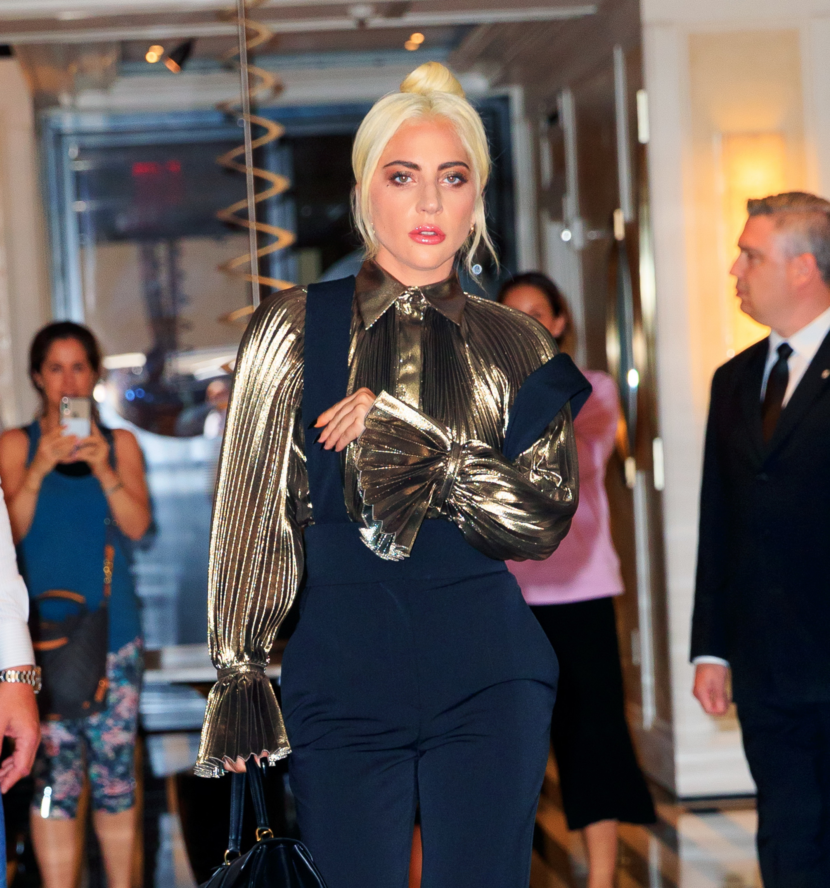"""A songwriter says Lady Gaga's """"Shallow"""" is a copycat. It's a huge reach."""