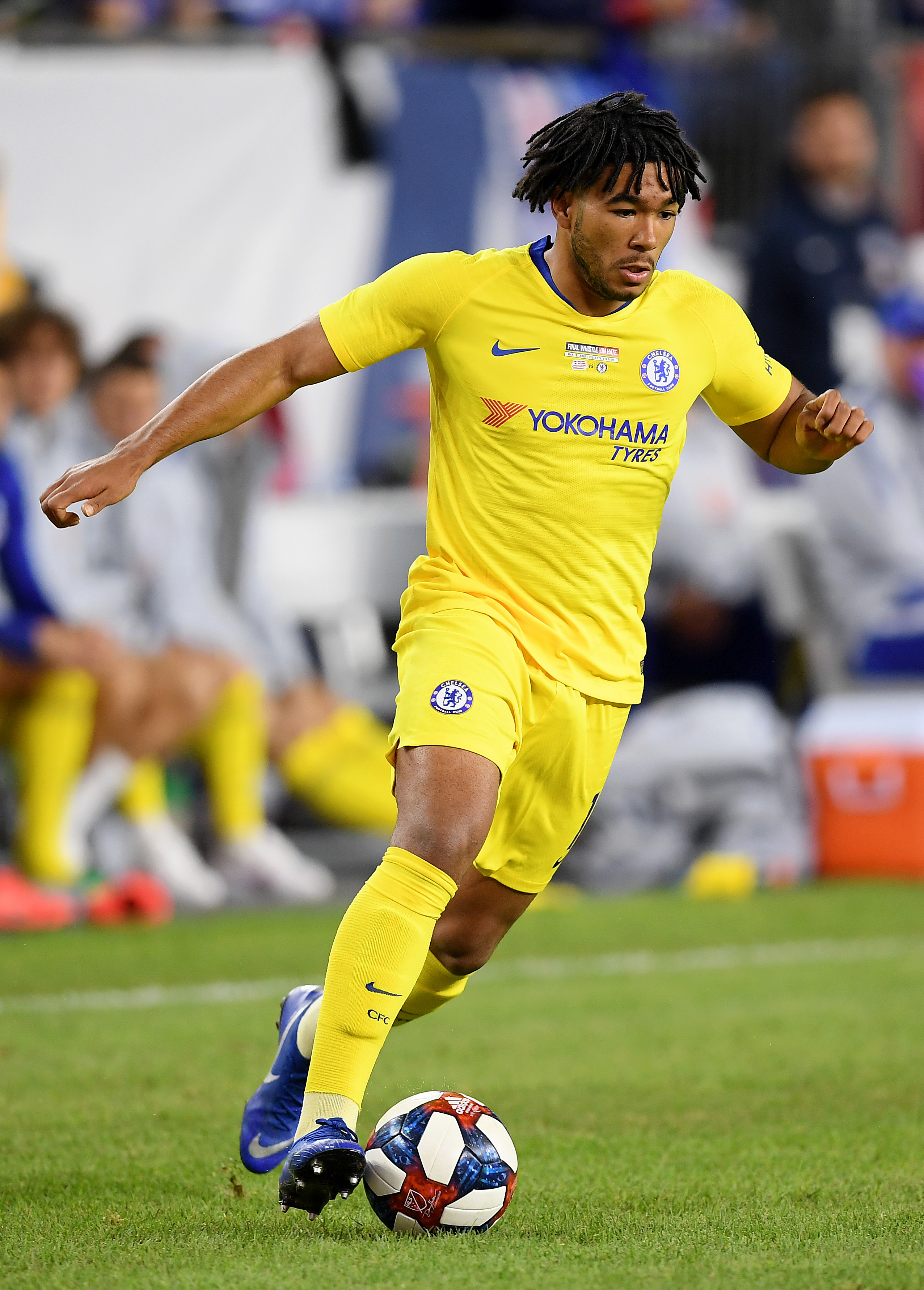 Reece James 'more motivated than ever' to fulfill Chelsea dream