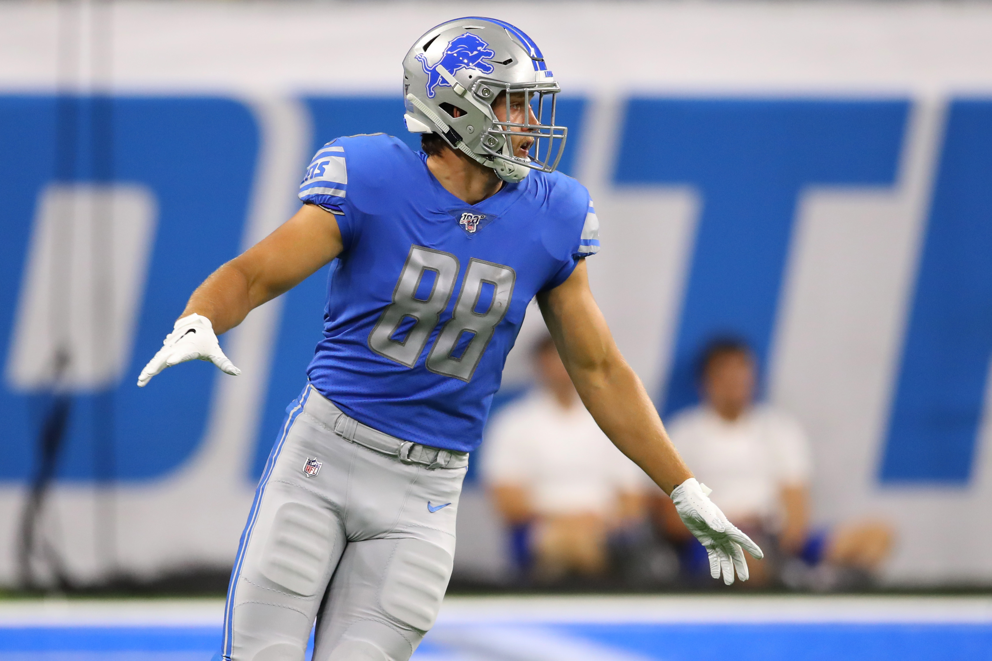 ceb2f99d Rookie check-in: Tracking the progress of the Detroit Lions' 9 2019 ...