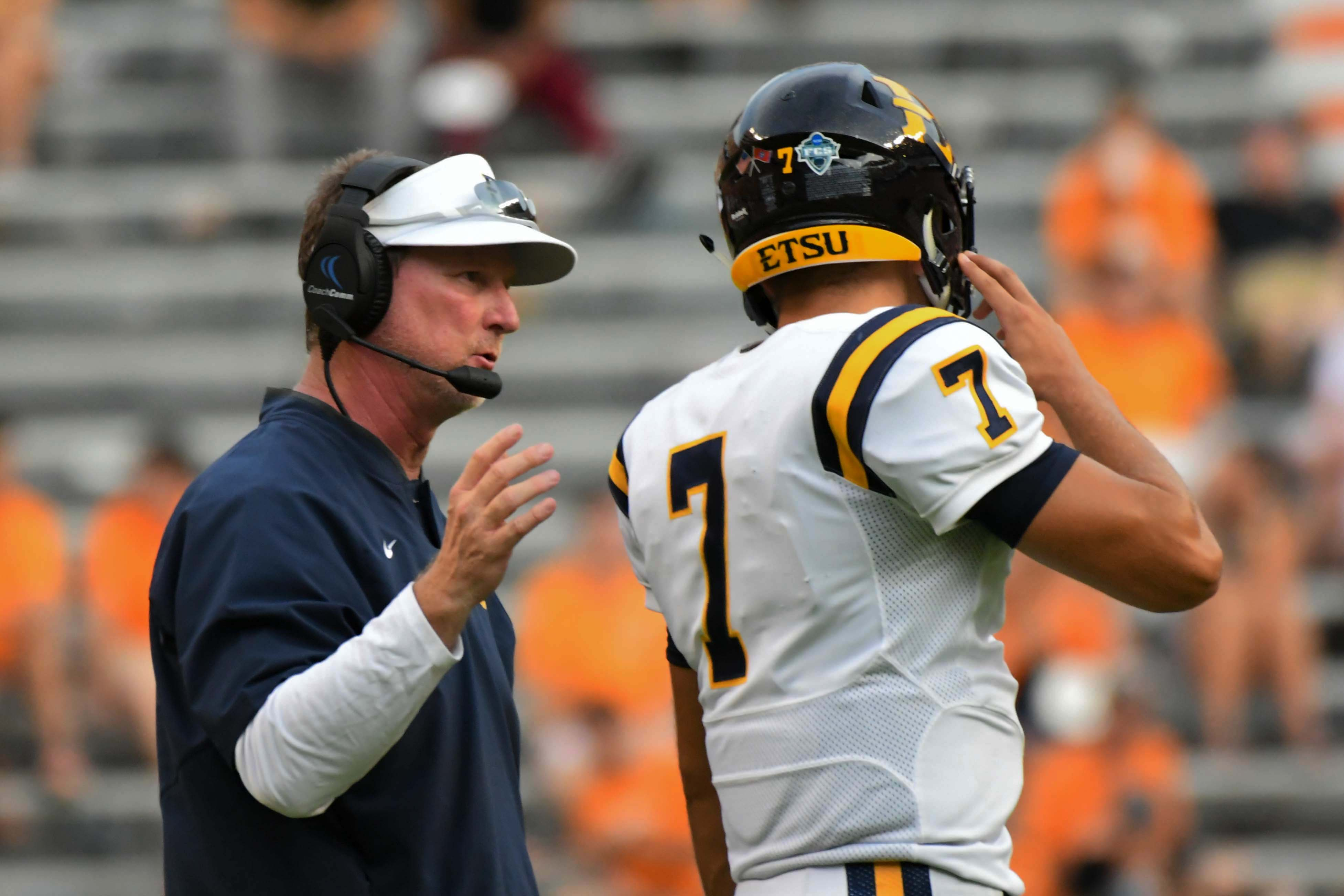 NCAA Football: East Tennessee State at Tennessee