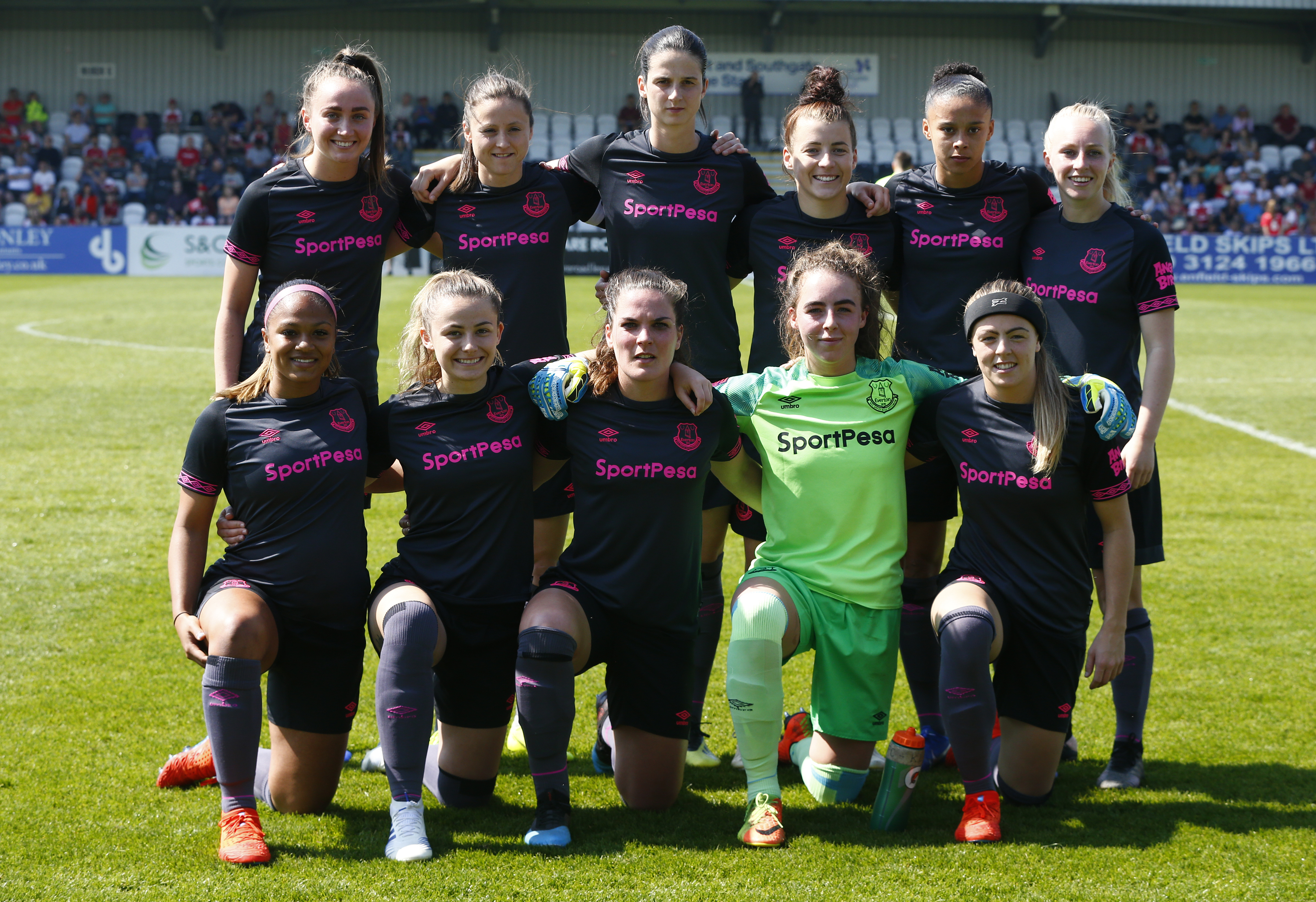 Arsenal v Everton Ladies - FA WSL
