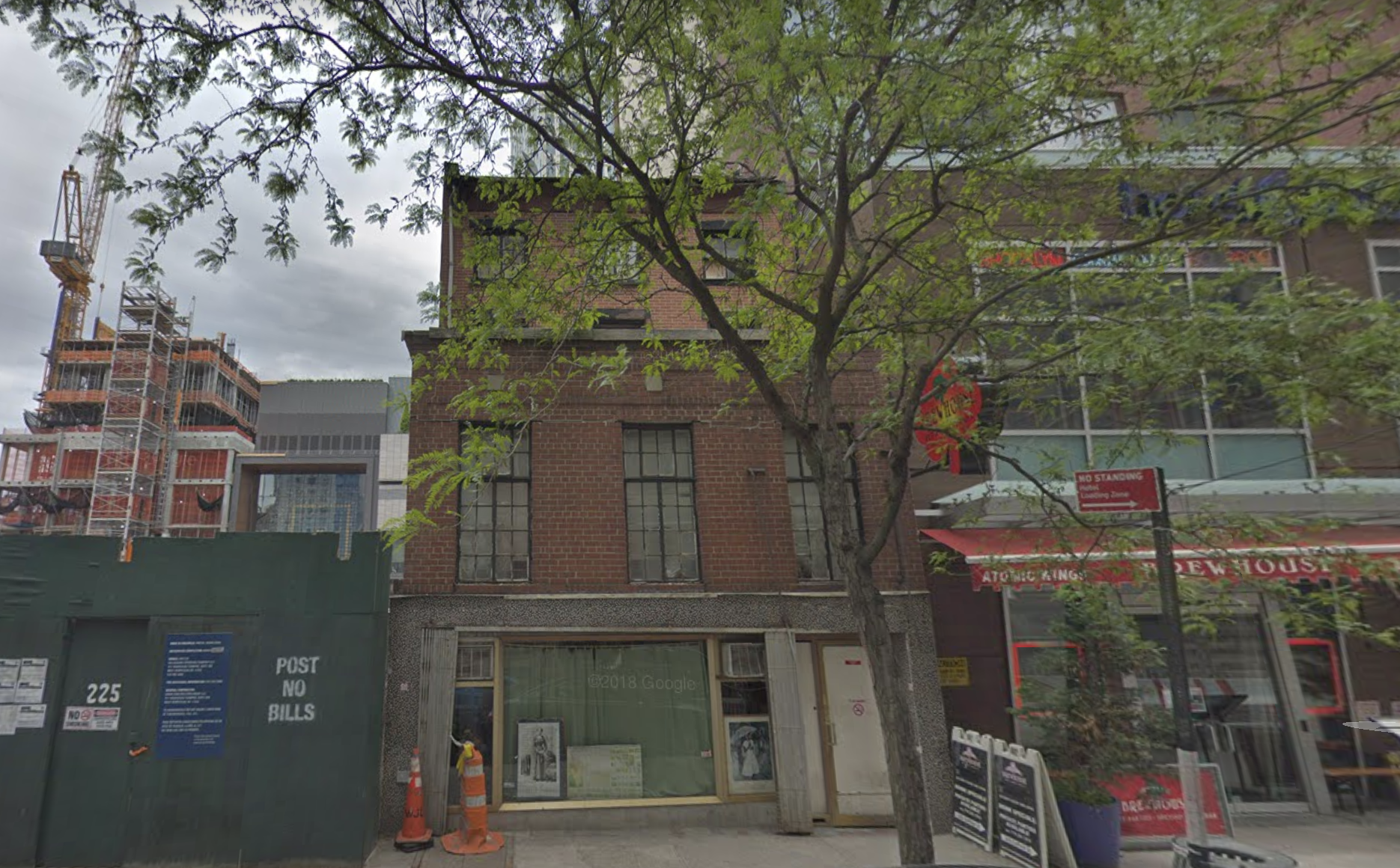 Downtown Brooklyn building with abolitionist movement ties may become 13-story tower