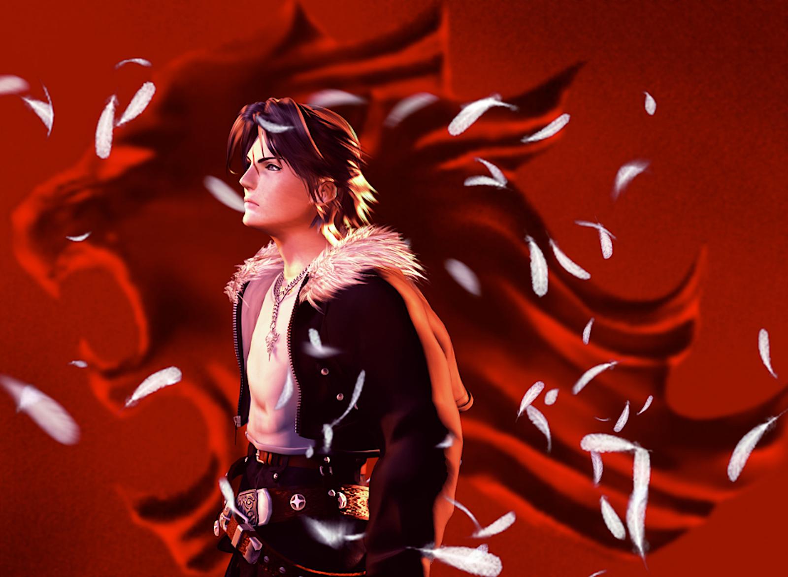 Final Fantasy 8 remaster sneak peek revives a classic meme