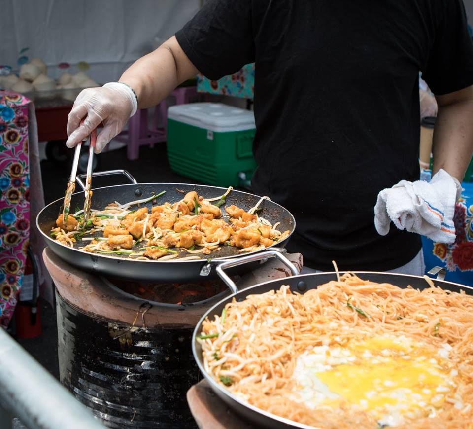 Free Concerts, La Cocina Food Vendors Return for 20th Street Block Party