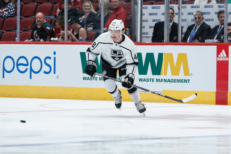 NHL: SEP 18 Preseason - Kings at Coyotes