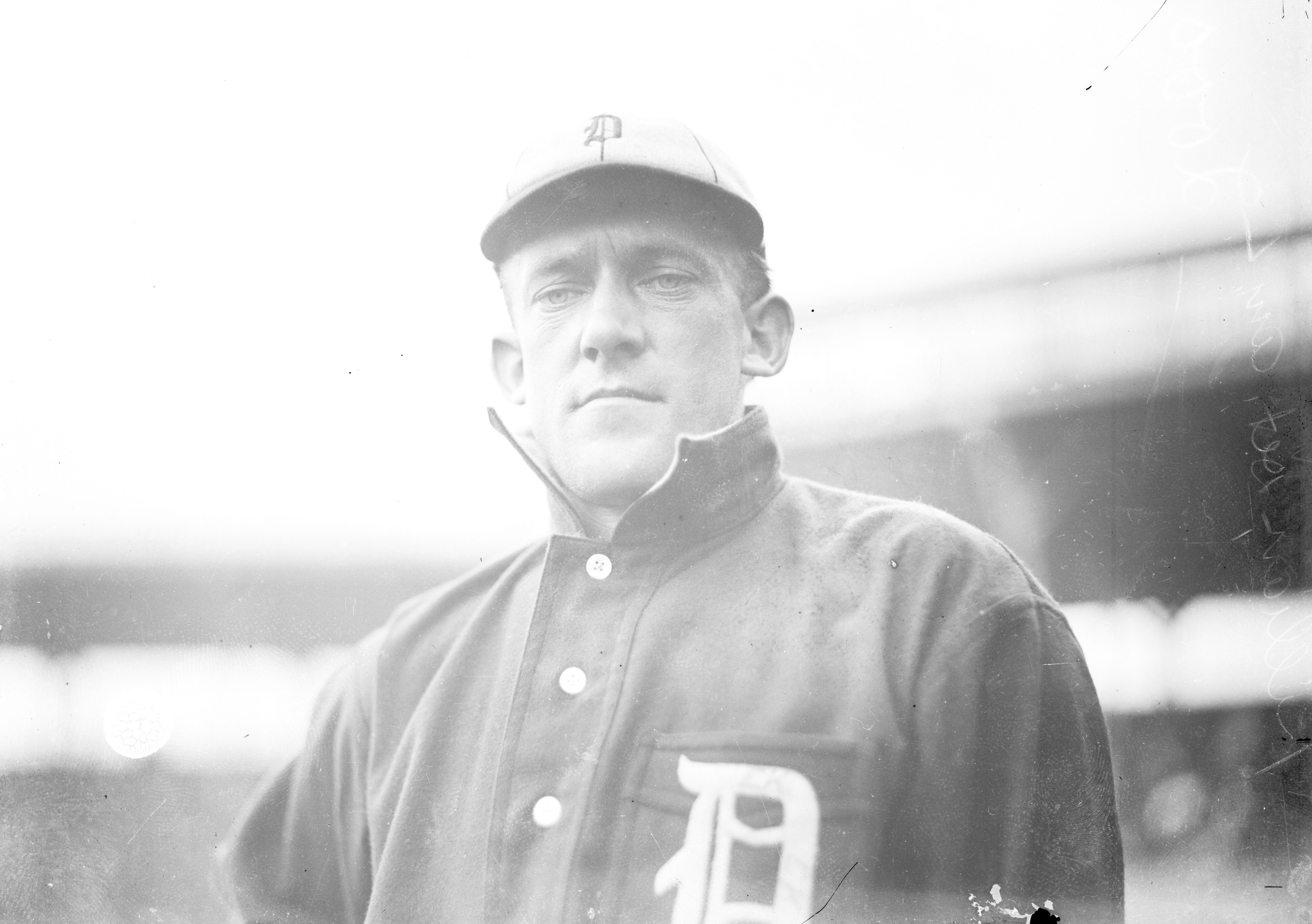 Ed Killian, Tiger Pitcher