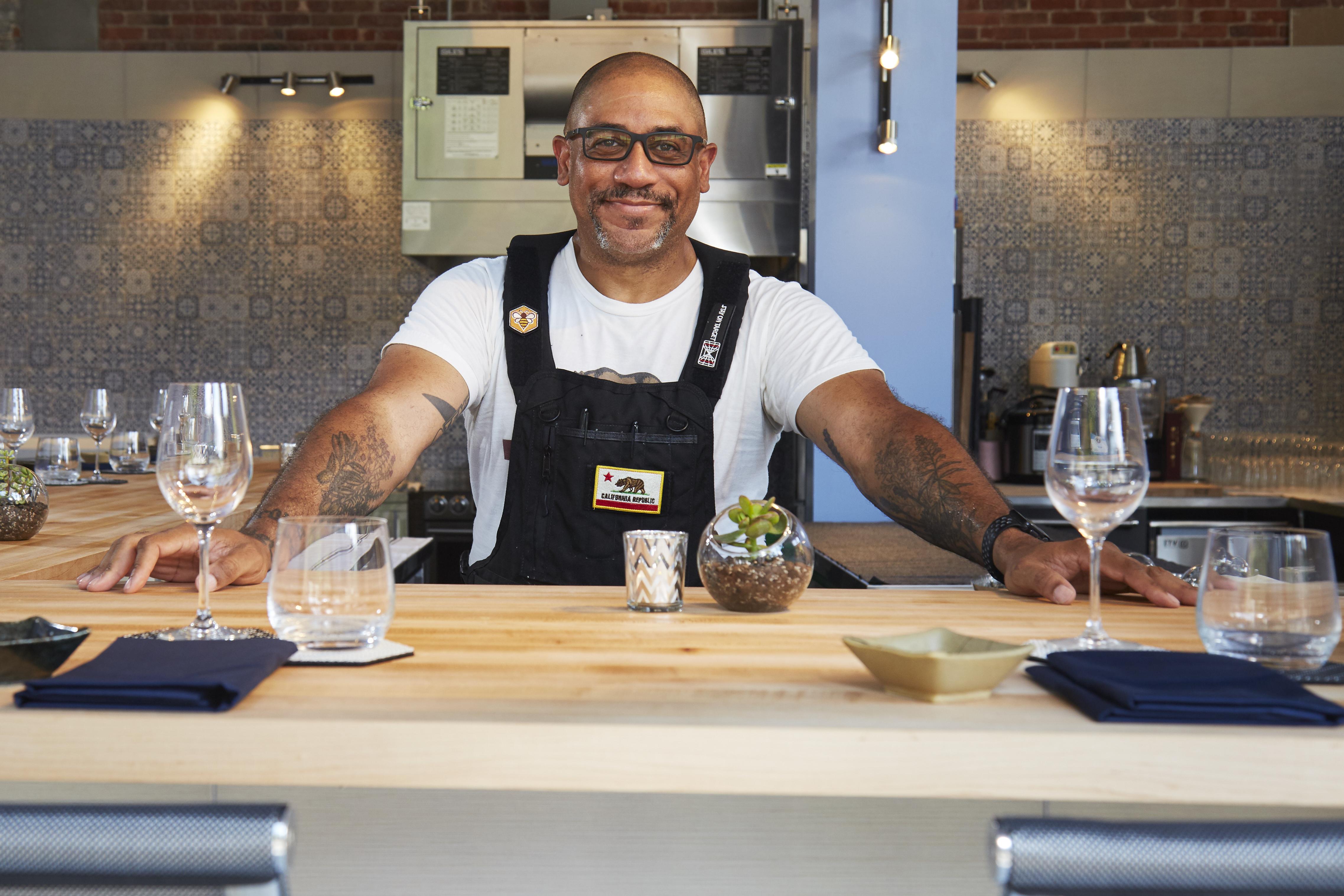Trailblazing Chef Opens His Tasting Menu Ode to California in Harlem Tonight
