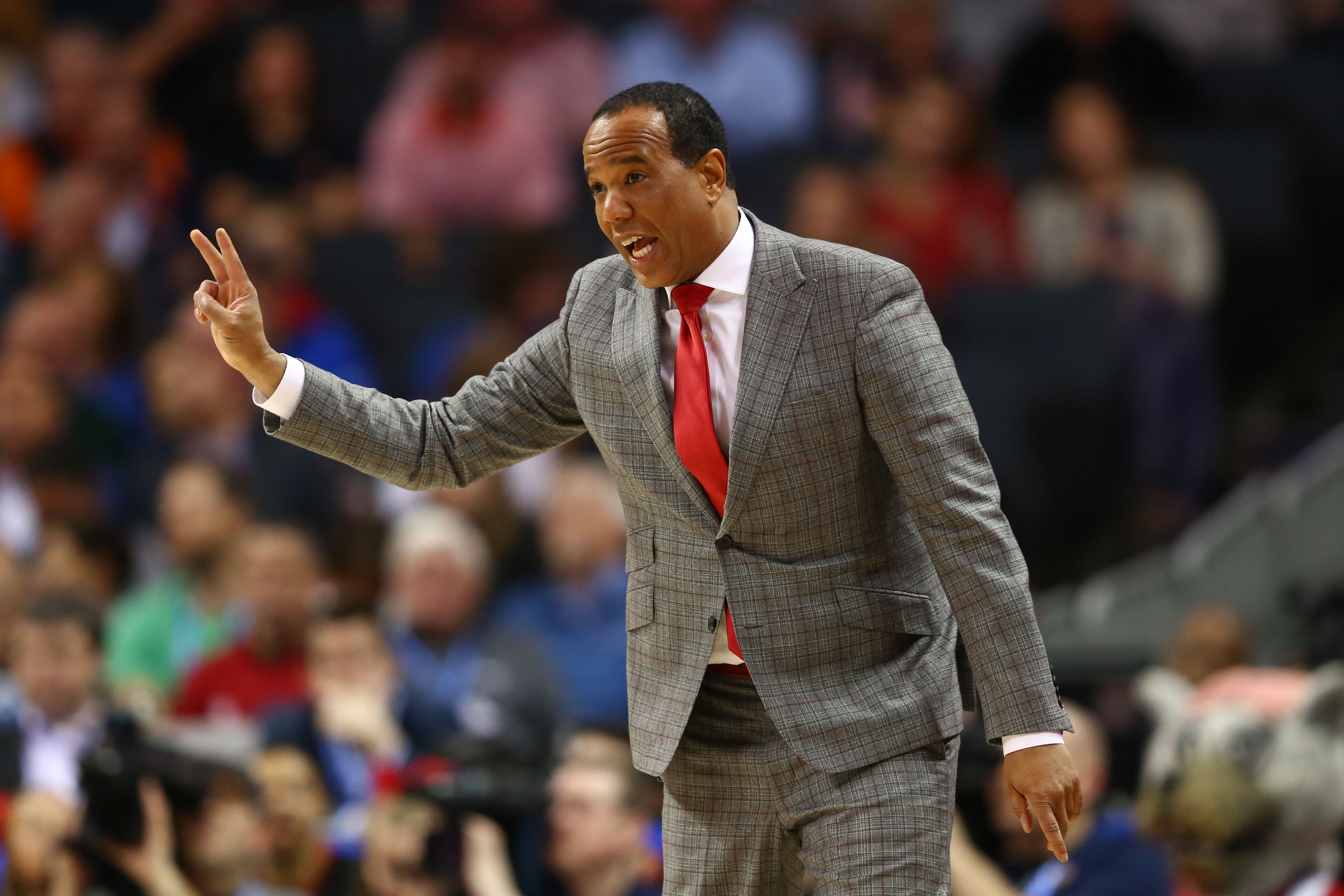 NCAA Basketball: ACC Conference Tournament-Virginia vs North Carolina State