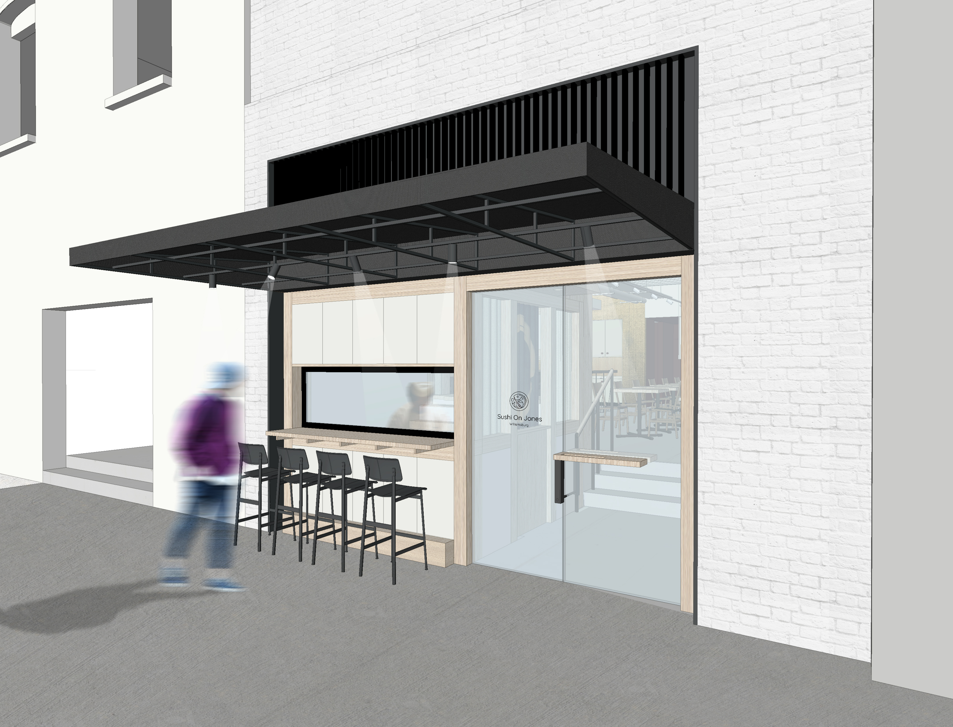 Timed Omakase Hit Sushi on Jones Expands With a Japanese Restaurant in Williamsburg