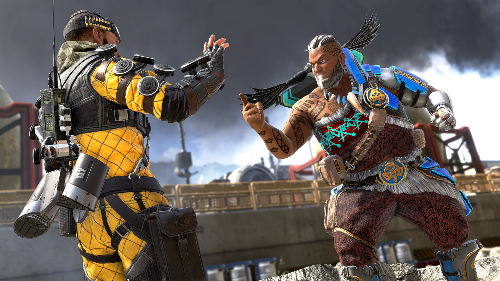Apex Legends' new event brings a new area to the map, new skins, and a solo mode