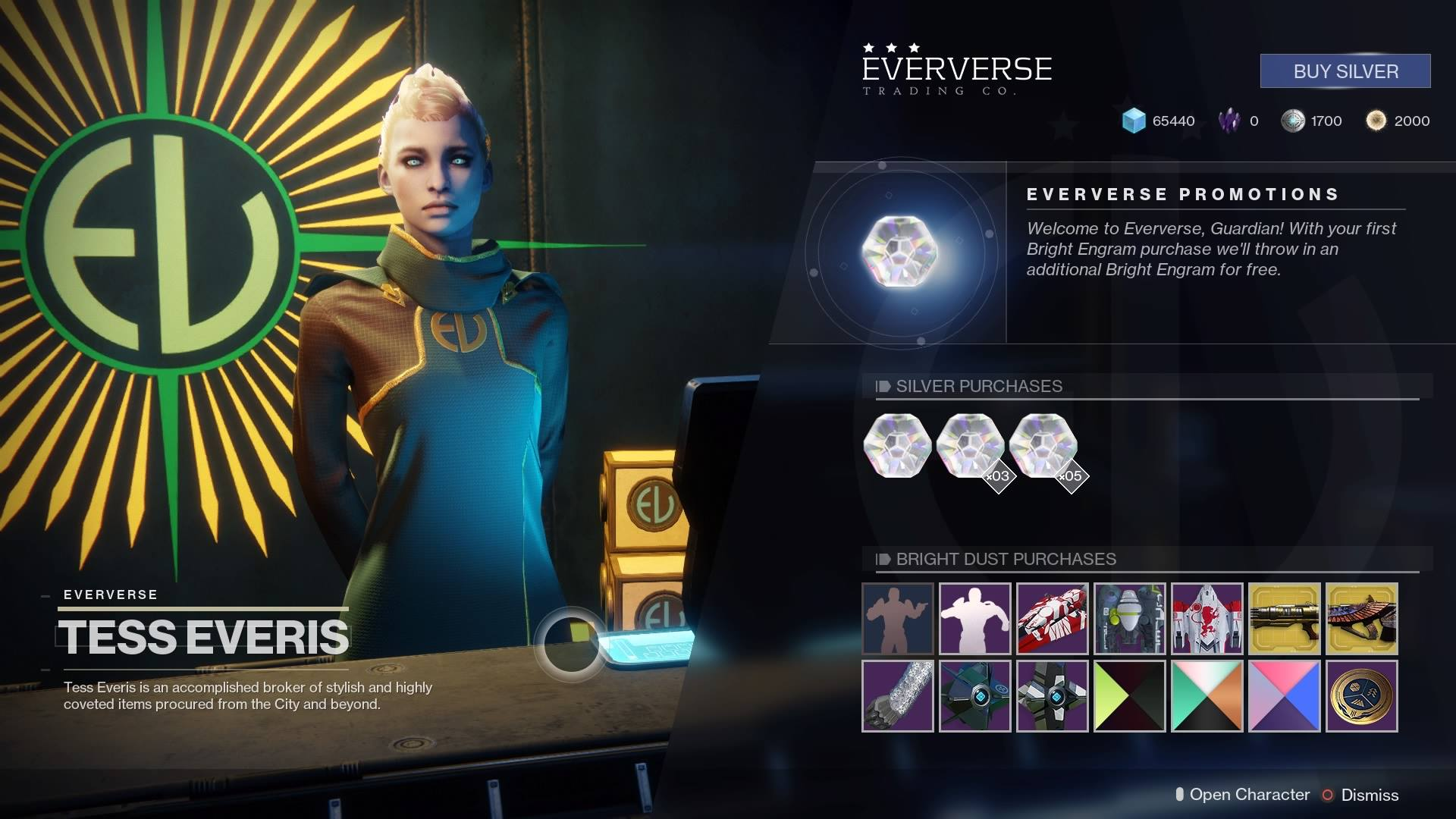 Destiny 2 will further divorce cosmetics from gameplay, Bungie says