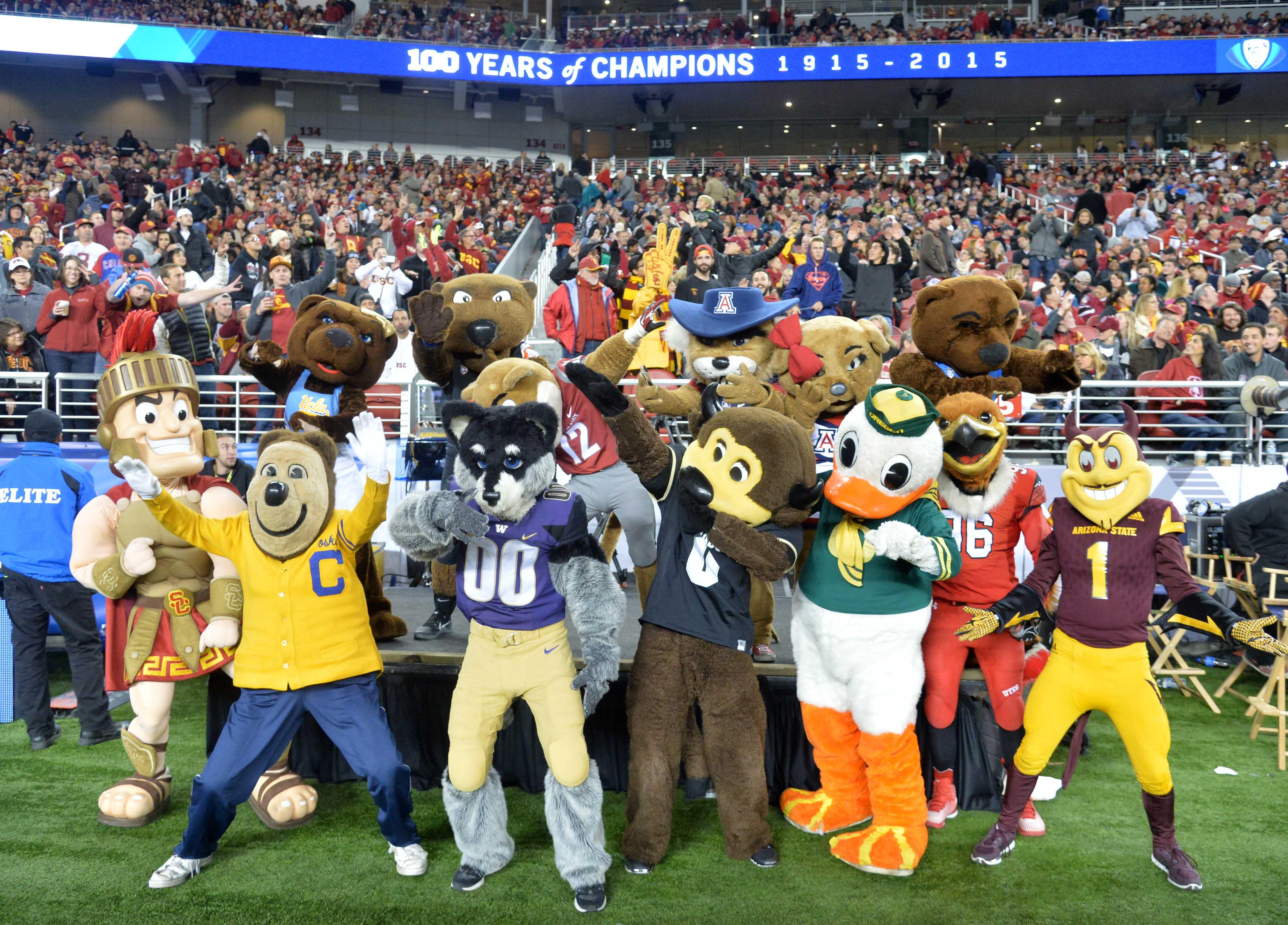 NCAA Football: Pac-12 Championship Game-Southern California vs Stanford