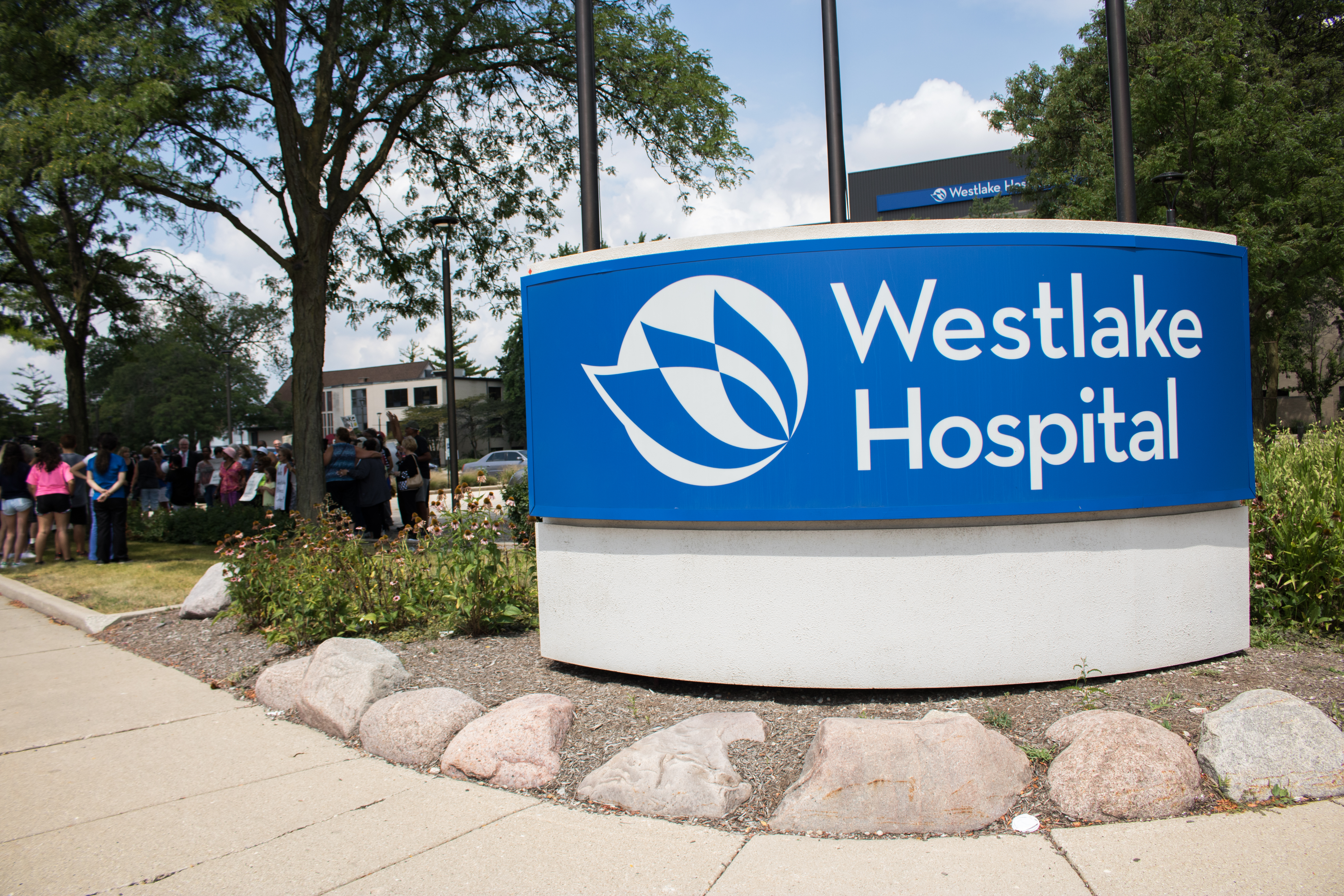 Westlake Hospital, 1225 W Lake St in Melrose Park,