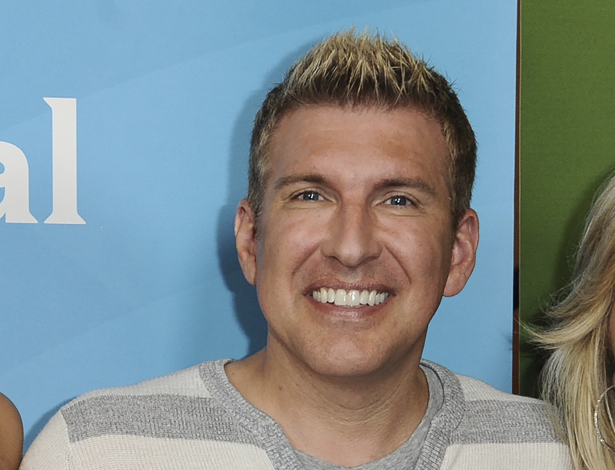 Todd Chrisley attends the NBC 2014 Summer TCA at the Beverly Hilton Hotel in Beverly Hills, California.