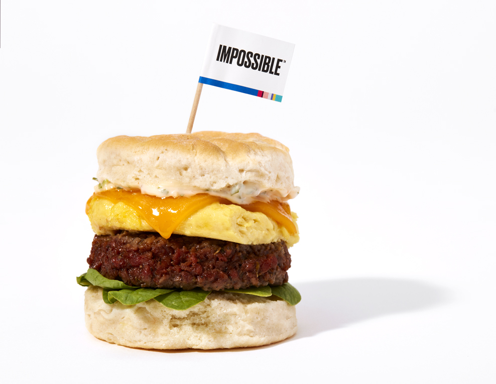 Impossible Foods and Beyond Meat are coming to campuses, offices and stadiums