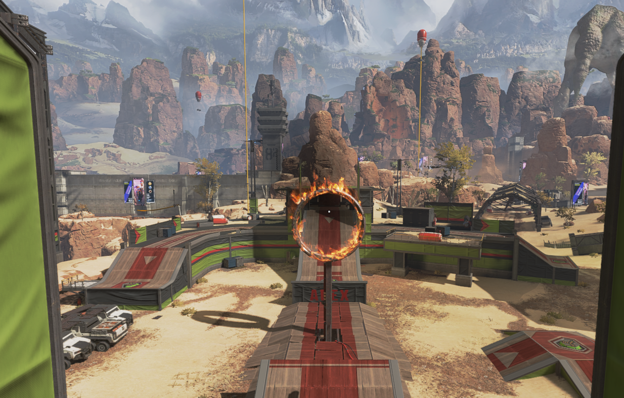 Apex Legends guide: Go through Octane's Gauntlet Ring of Fire while wearing armor Iron Crown challenge