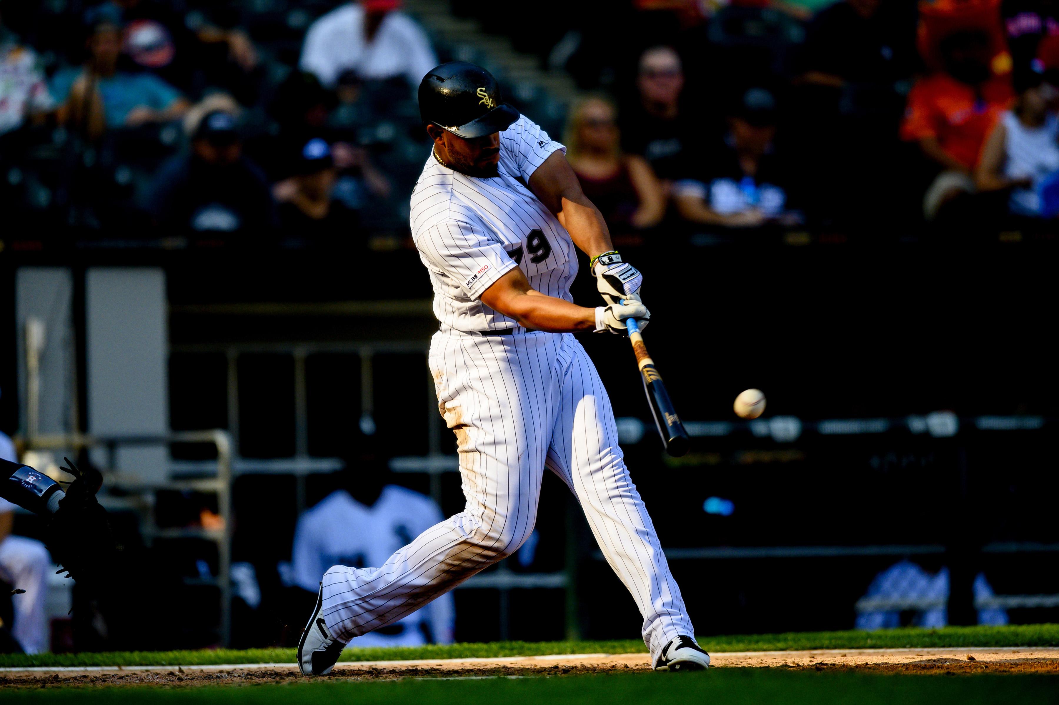 MLB: Game One-Houston Astros at Chicago White Sox