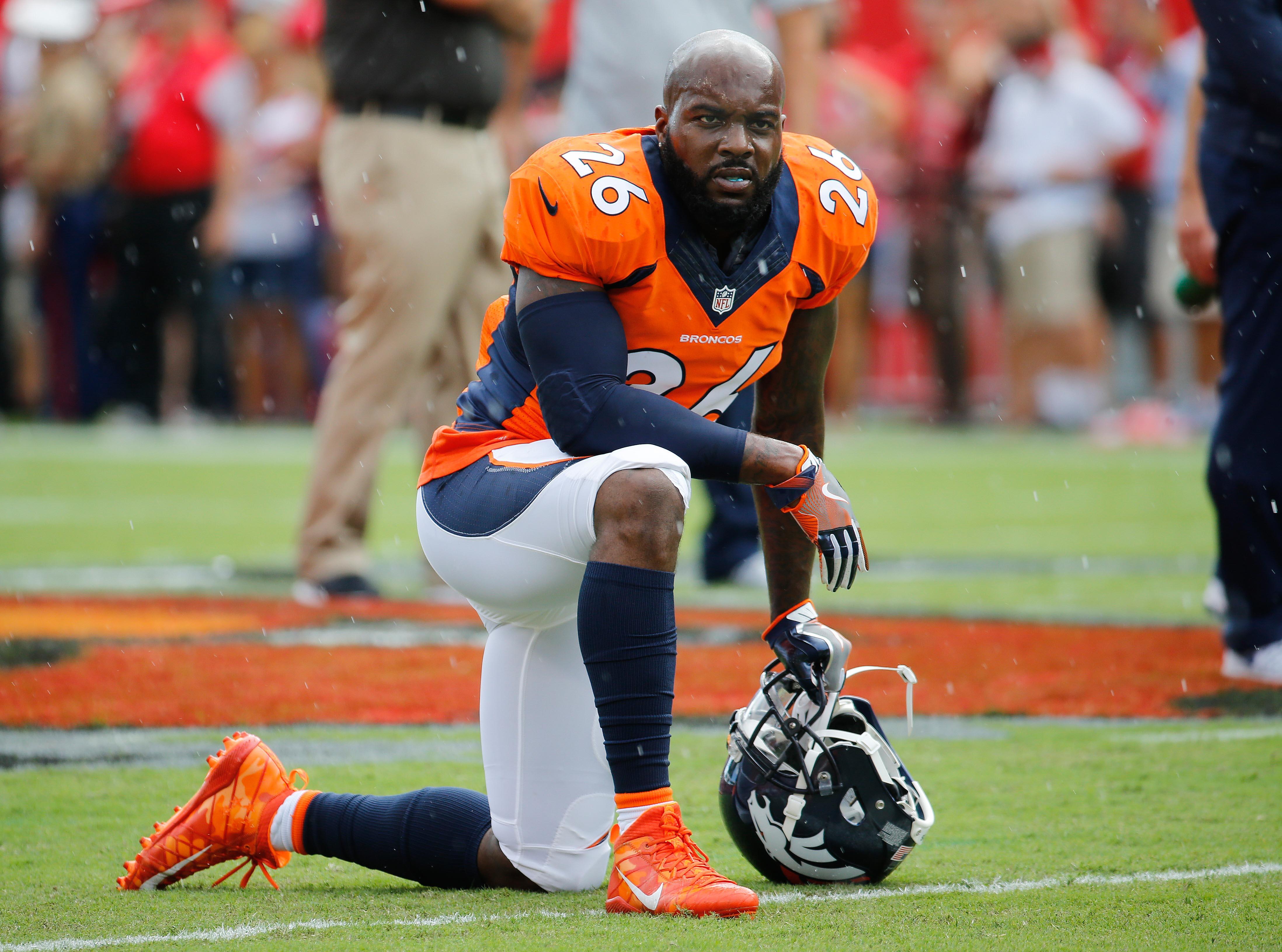 NFL: Denver Broncos at Tampa Bay Buccaneers