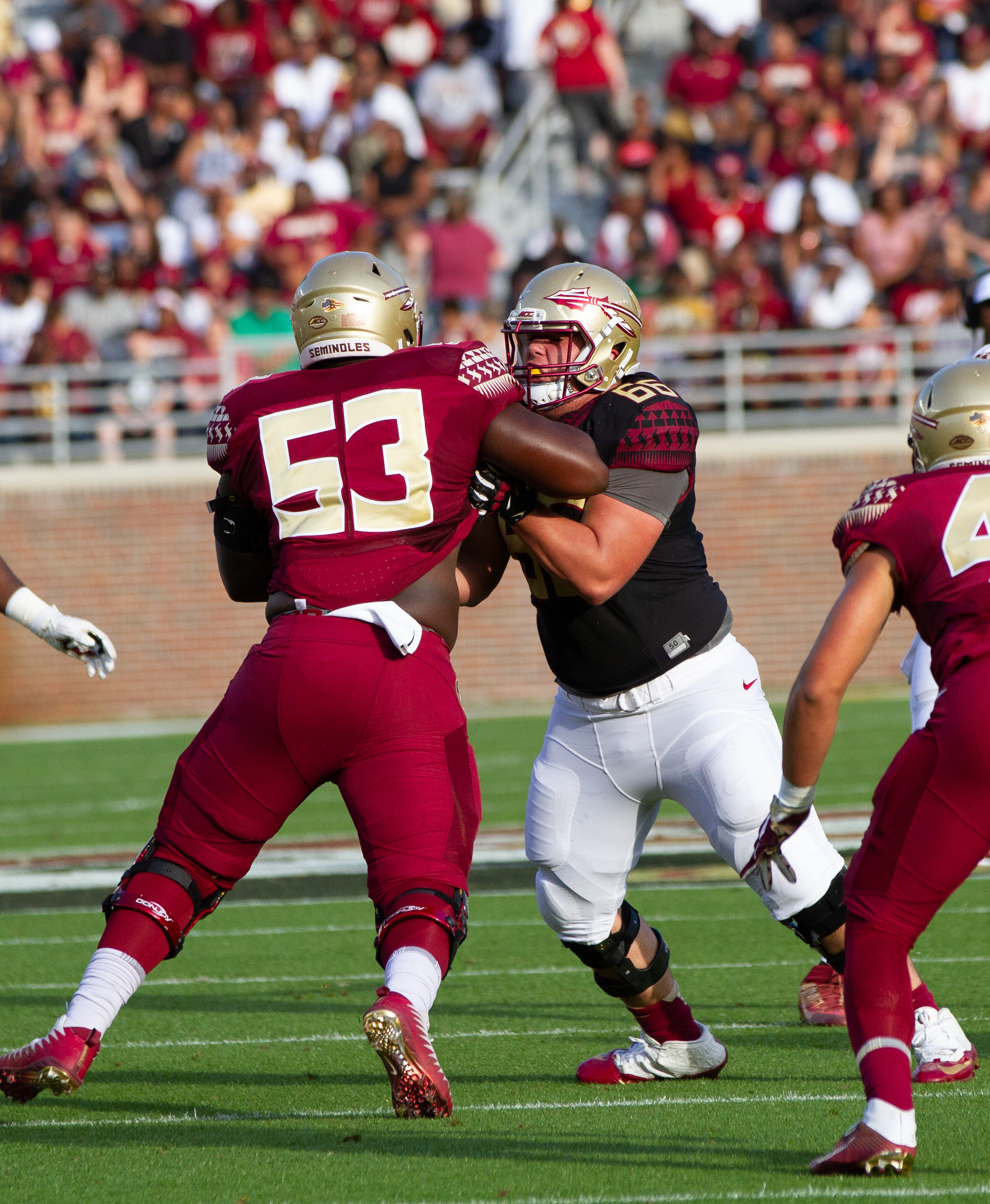 COLLEGE FOOTBALL: APR 14 Florida State Spring Game
