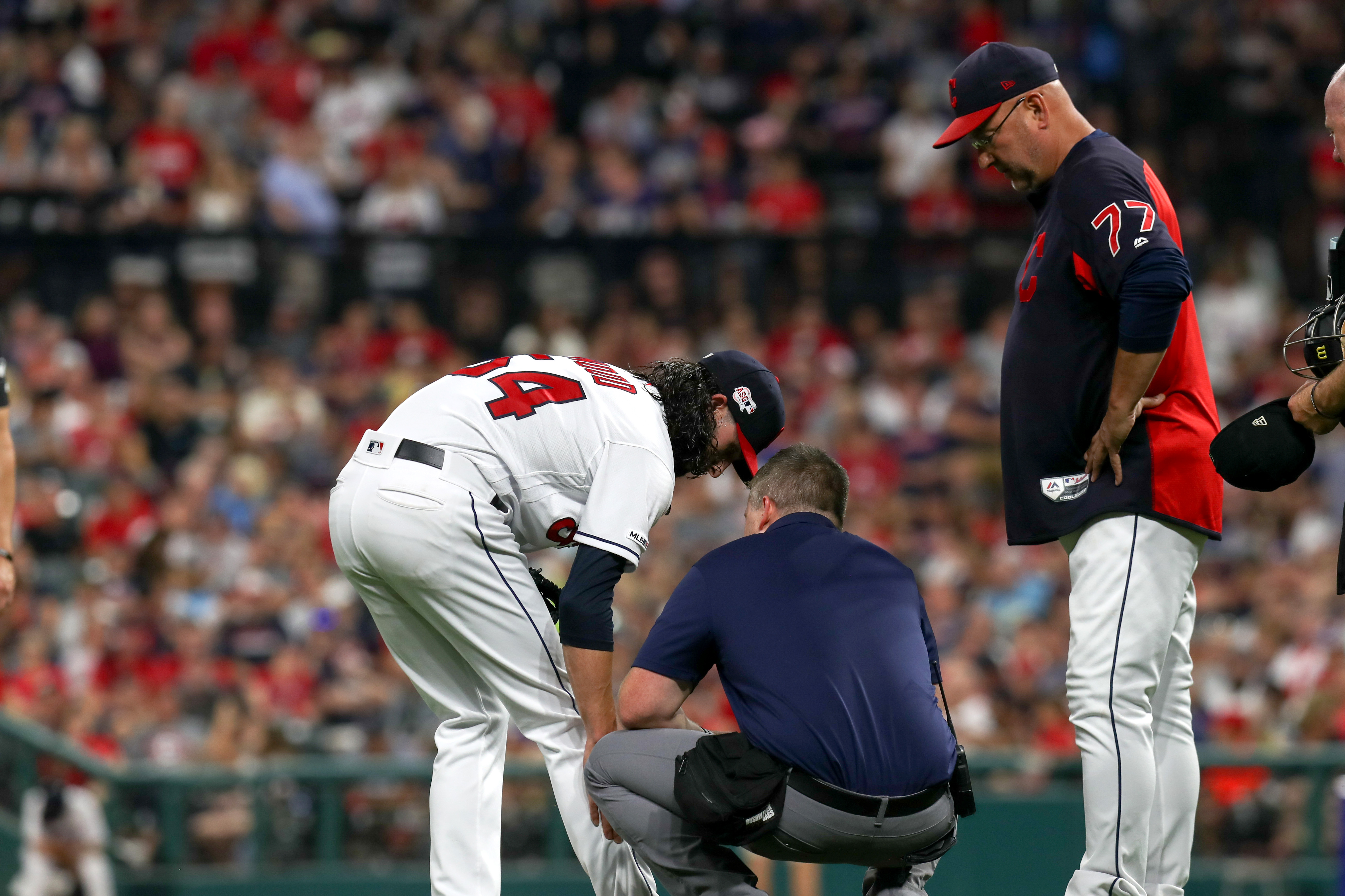 MLB: AUG 12 Red Sox at Indians