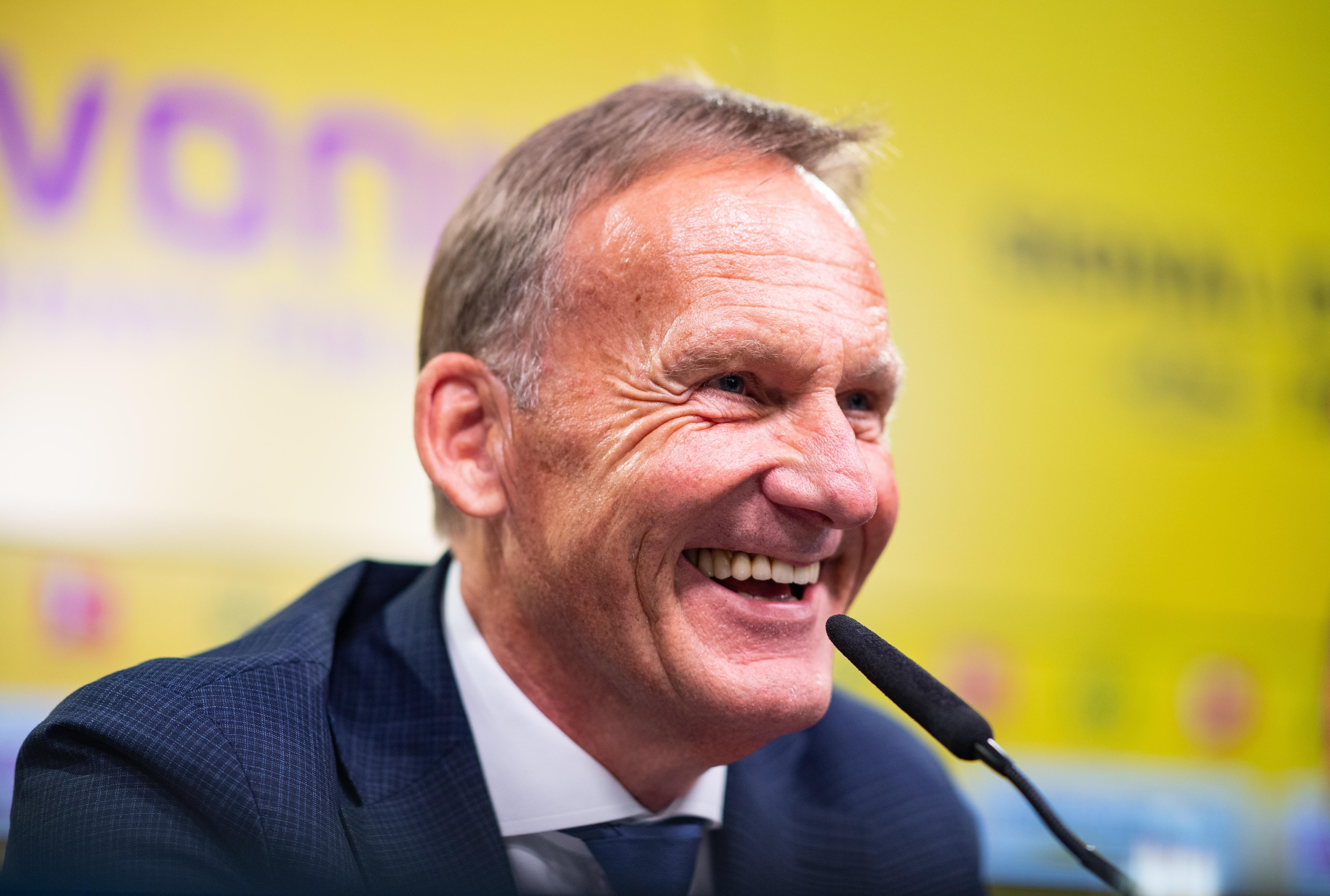 Annual press conference Borussia Dortmund