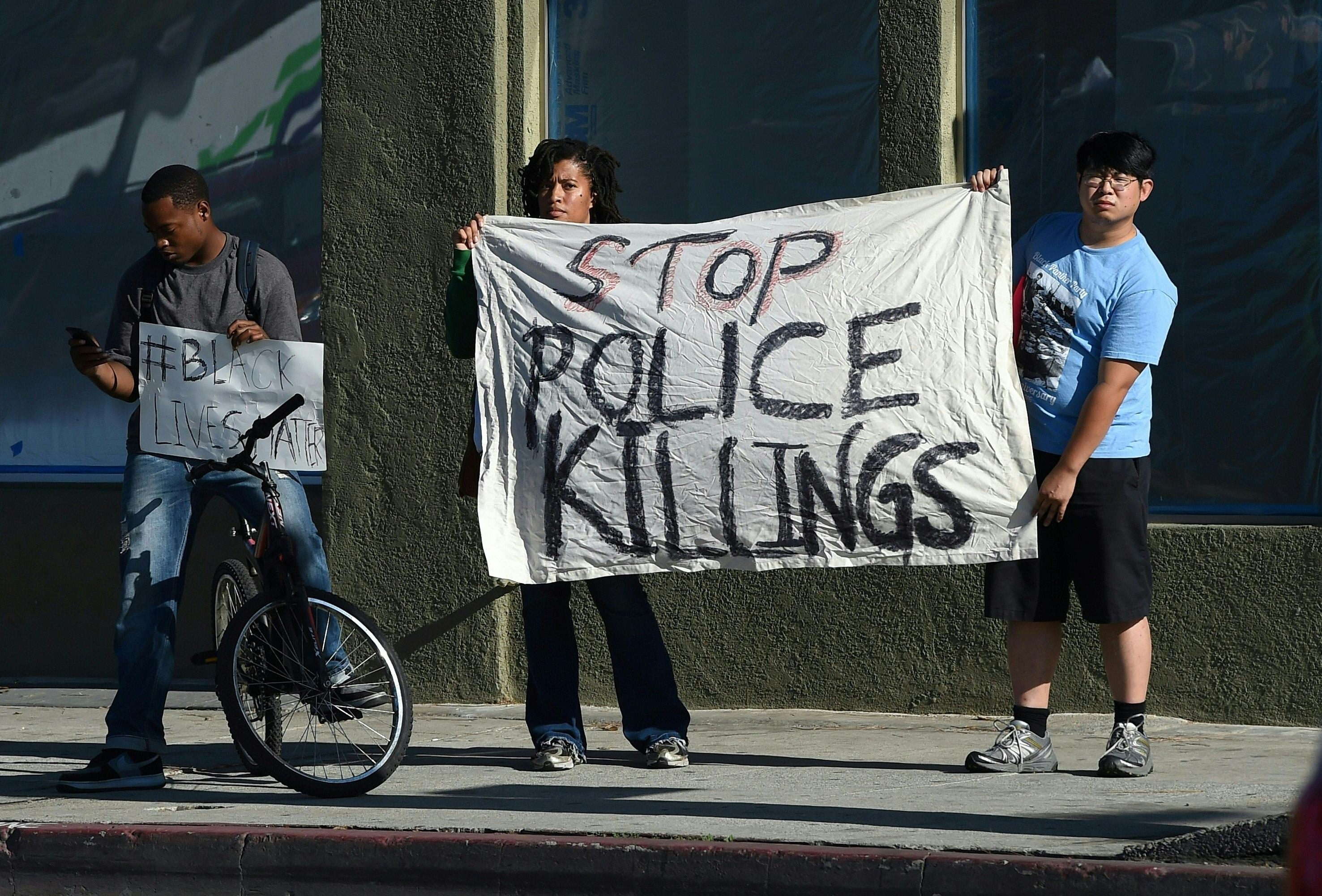 Why police violence needs to be treated as a public health issue