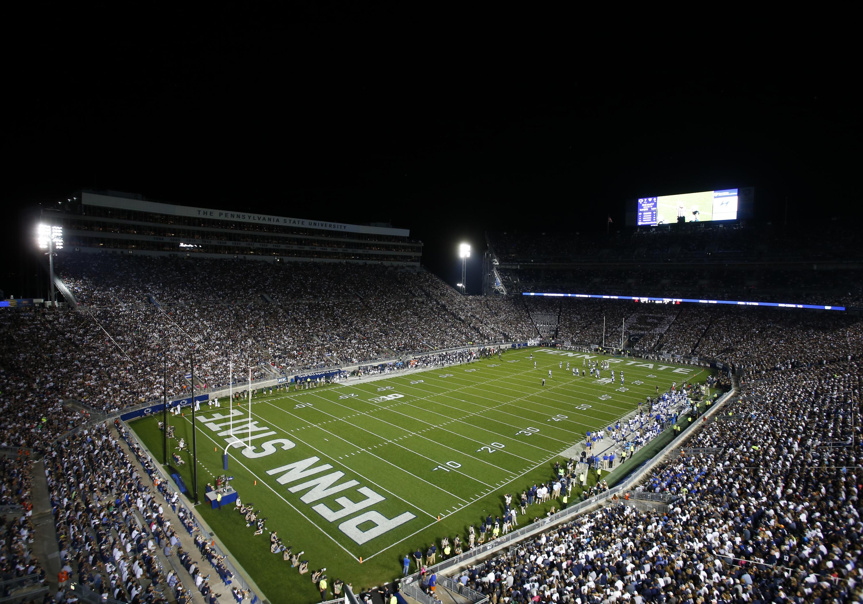 Georgia State v Penn State