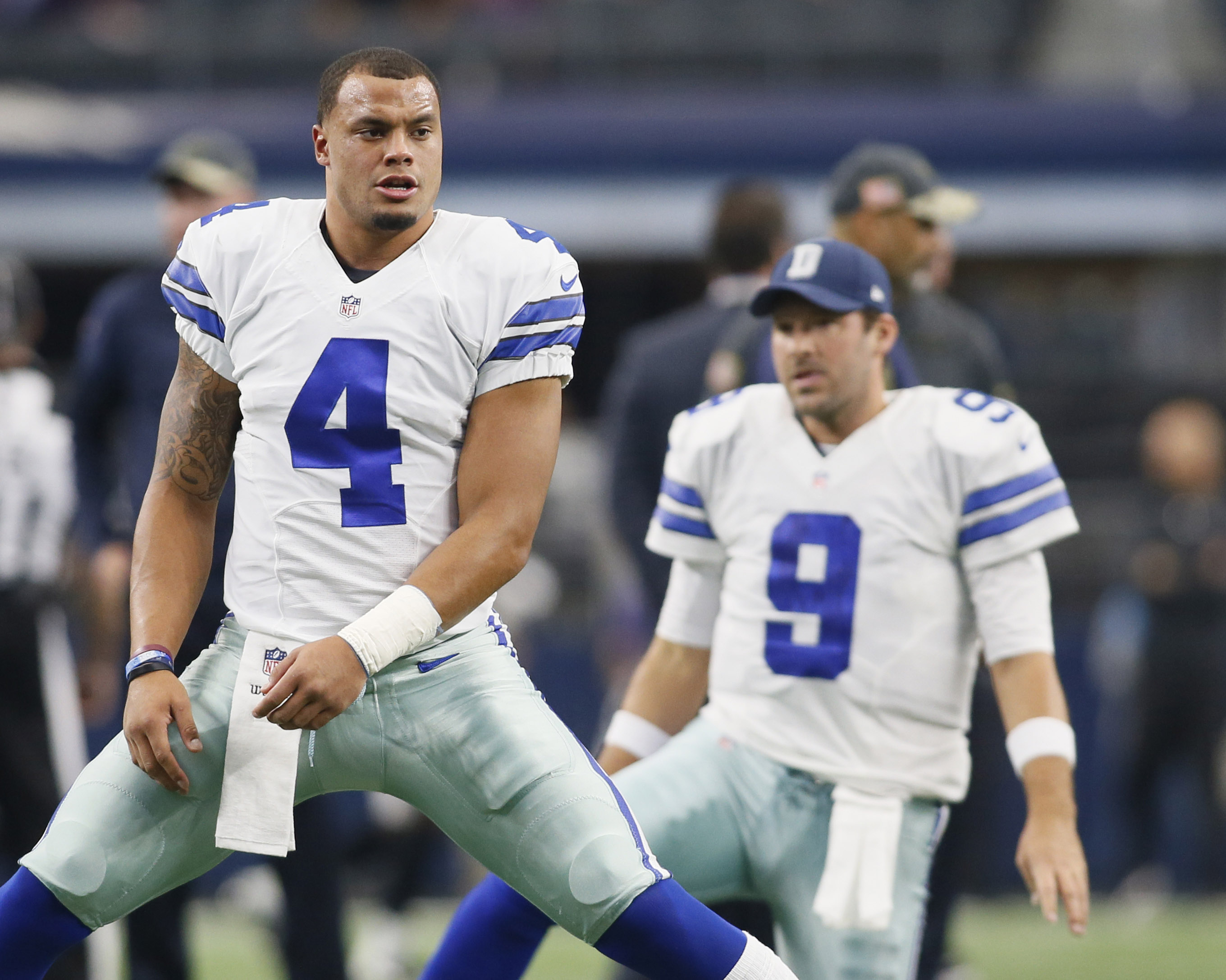 NFL: Baltimore Ravens at Dallas Cowboys