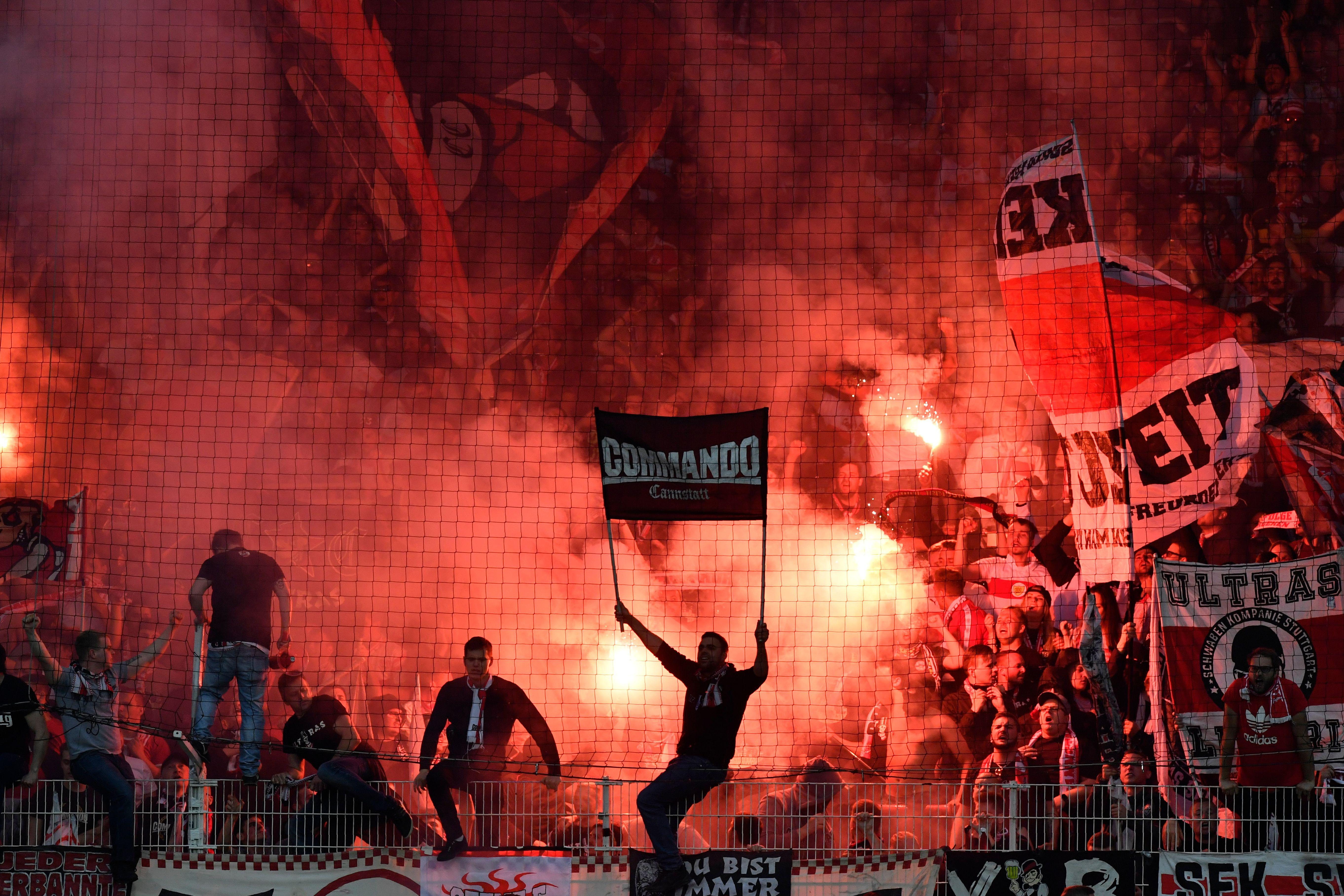 FBL-GER-BUNDESLIGA-RELEGATION-UNION BERLIN-STUTTGART