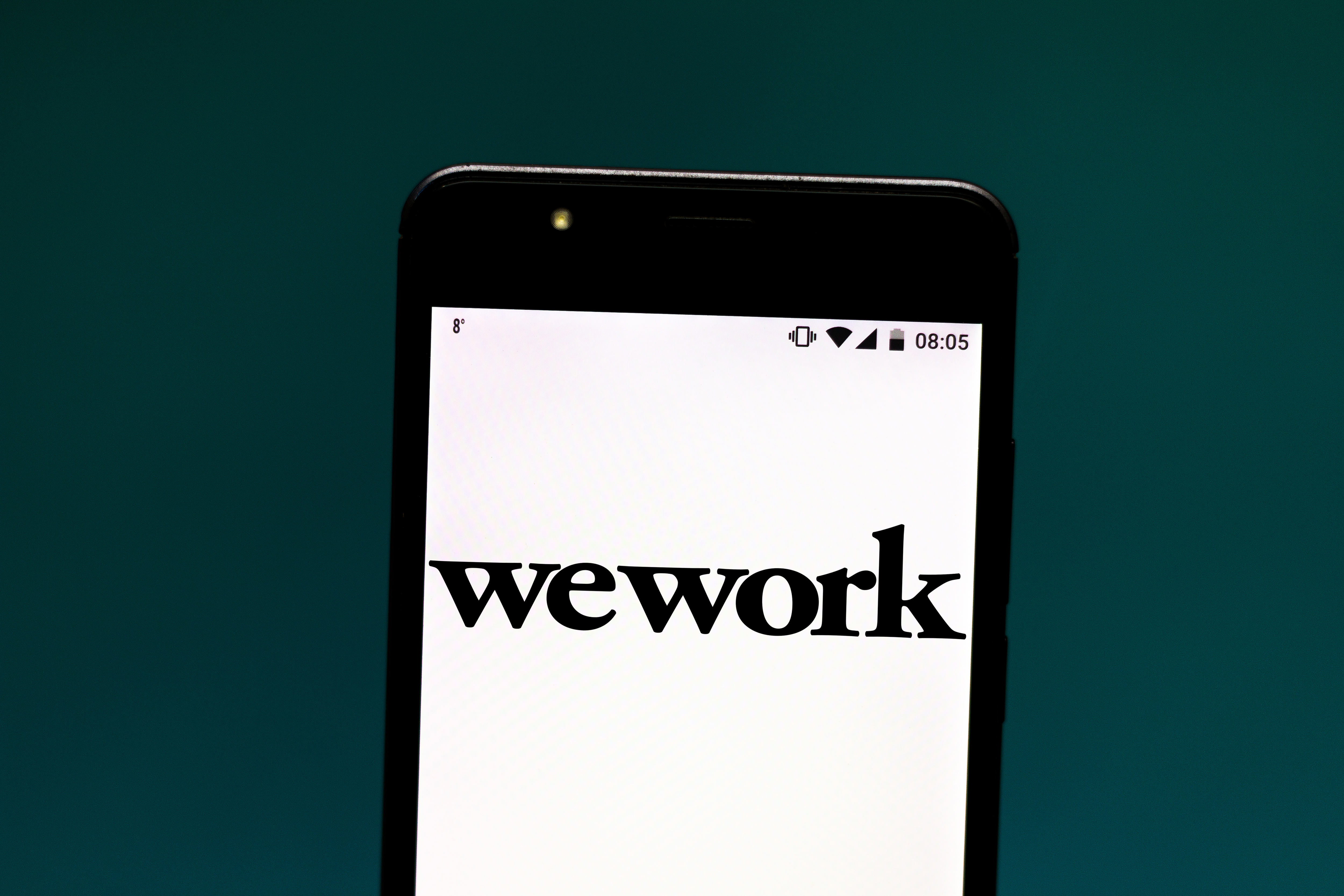 How WeWork is trying to justify its tech company valuation