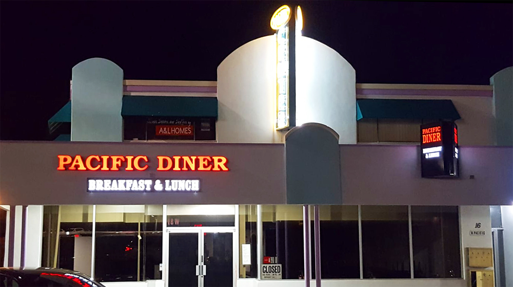A New Diner Rolls Into Henderson's Water Street District