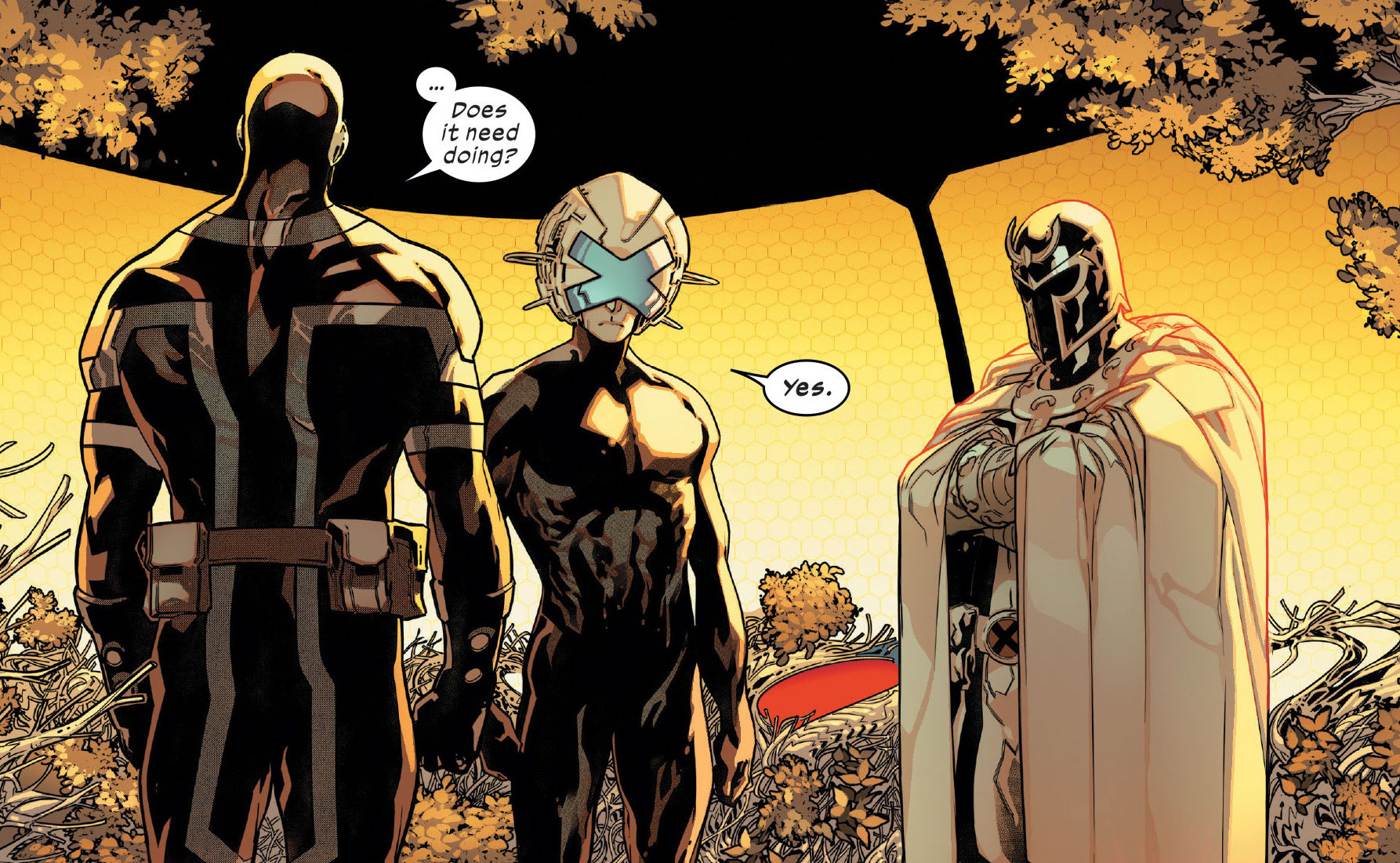 Powers of X #2 raises more questions about the X-Men's past and future
