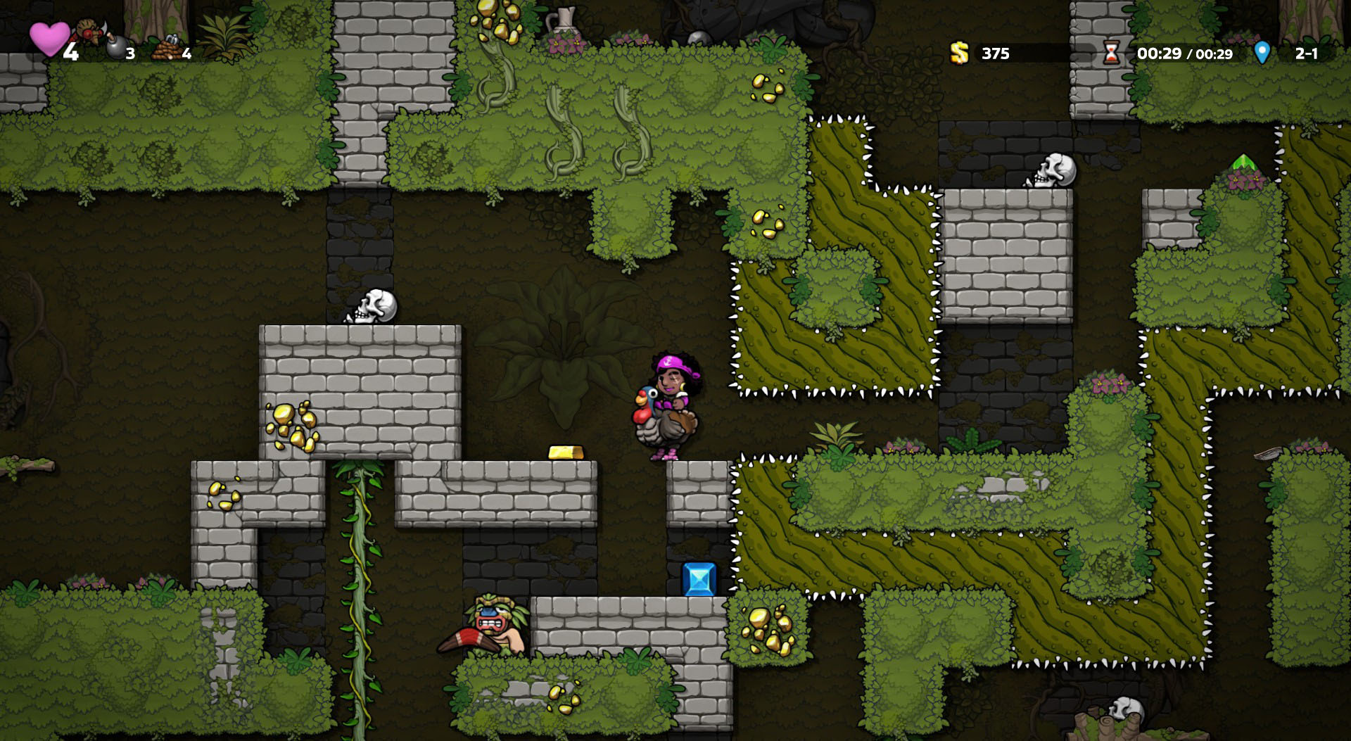 Spelunky 2 delayed beyond 2019