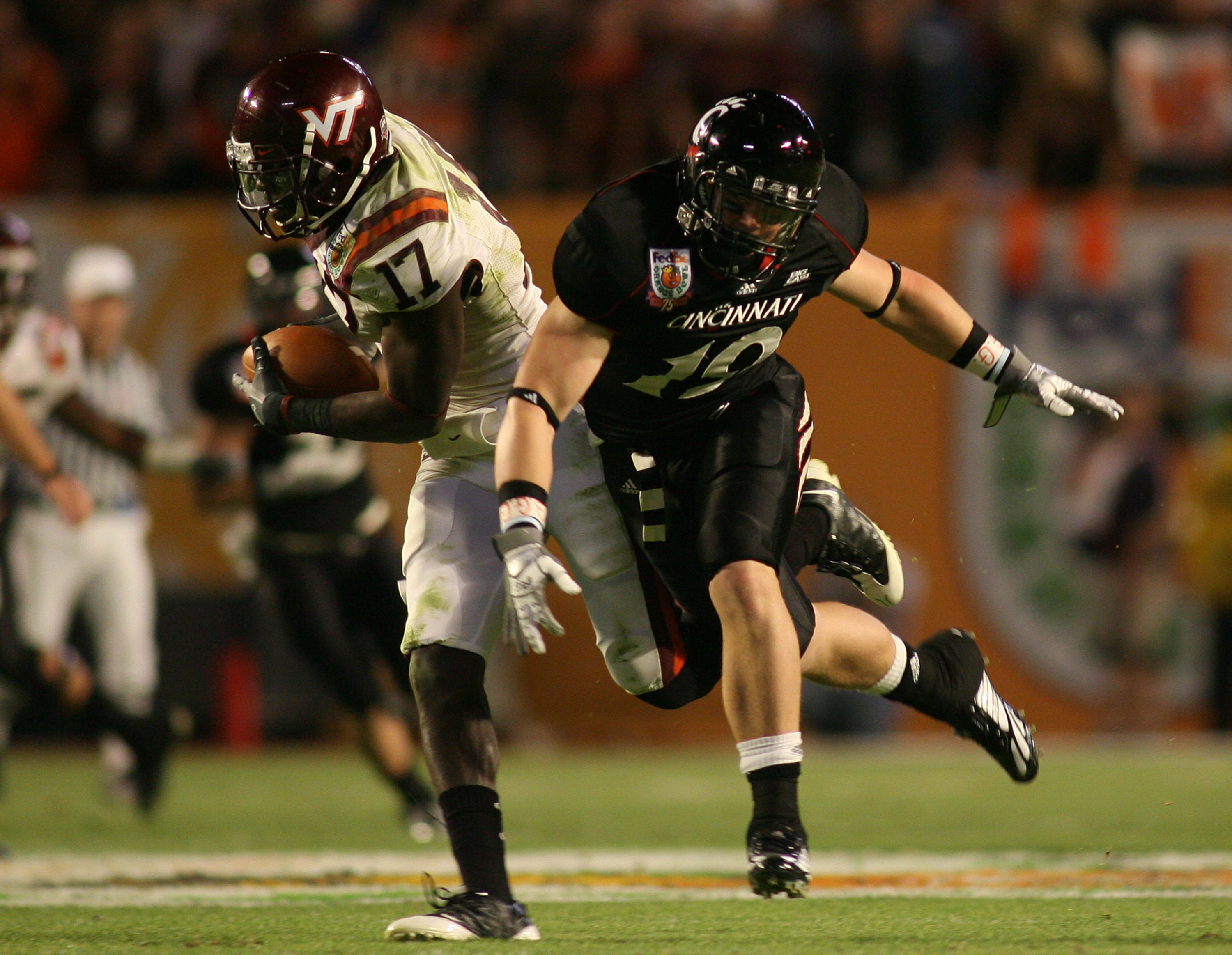 FedEx Orange Bowl: Cincinnati Bearcats v Virginia Tech Hokies