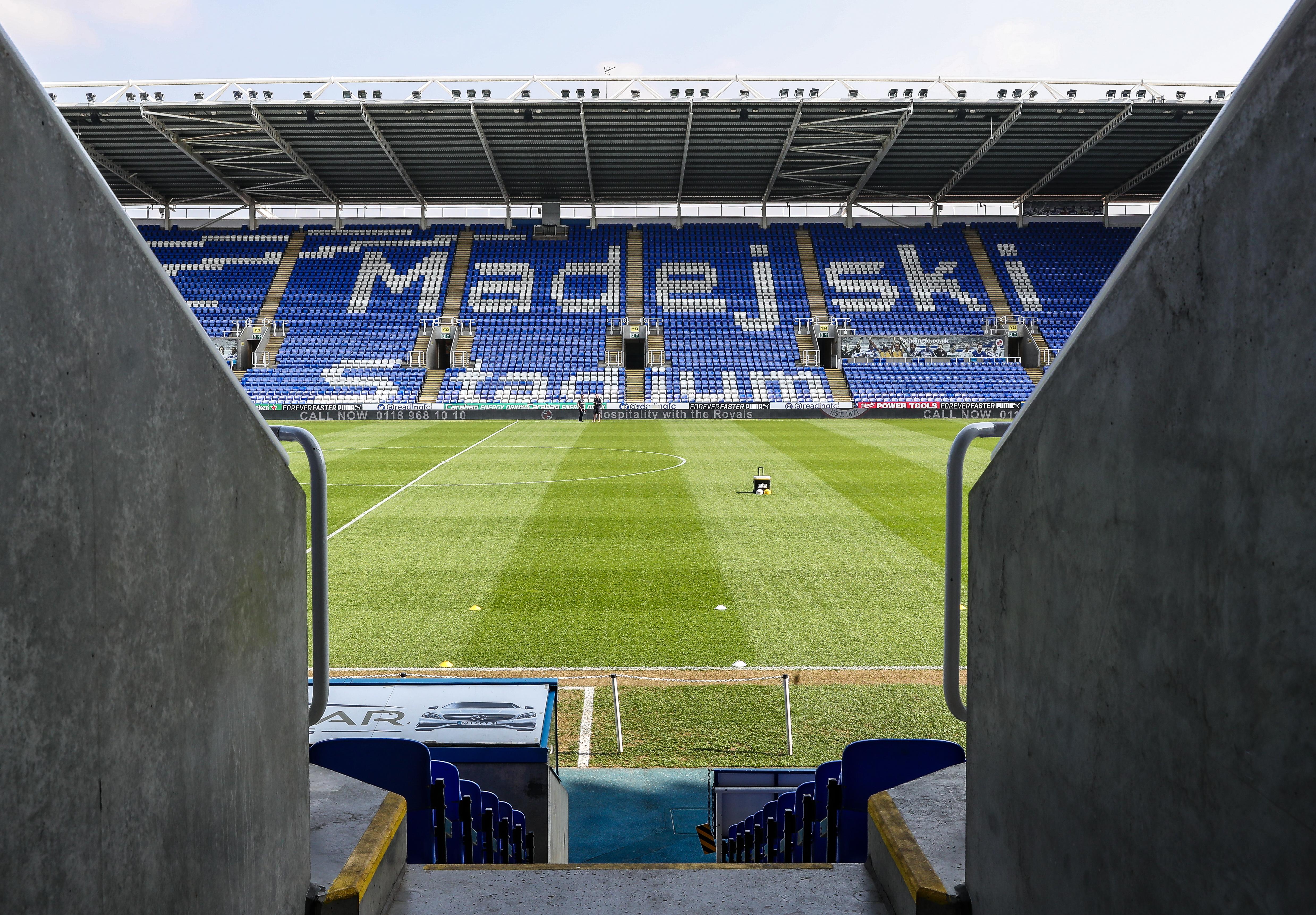 Reading v Preston North End - Sky Bet Championship