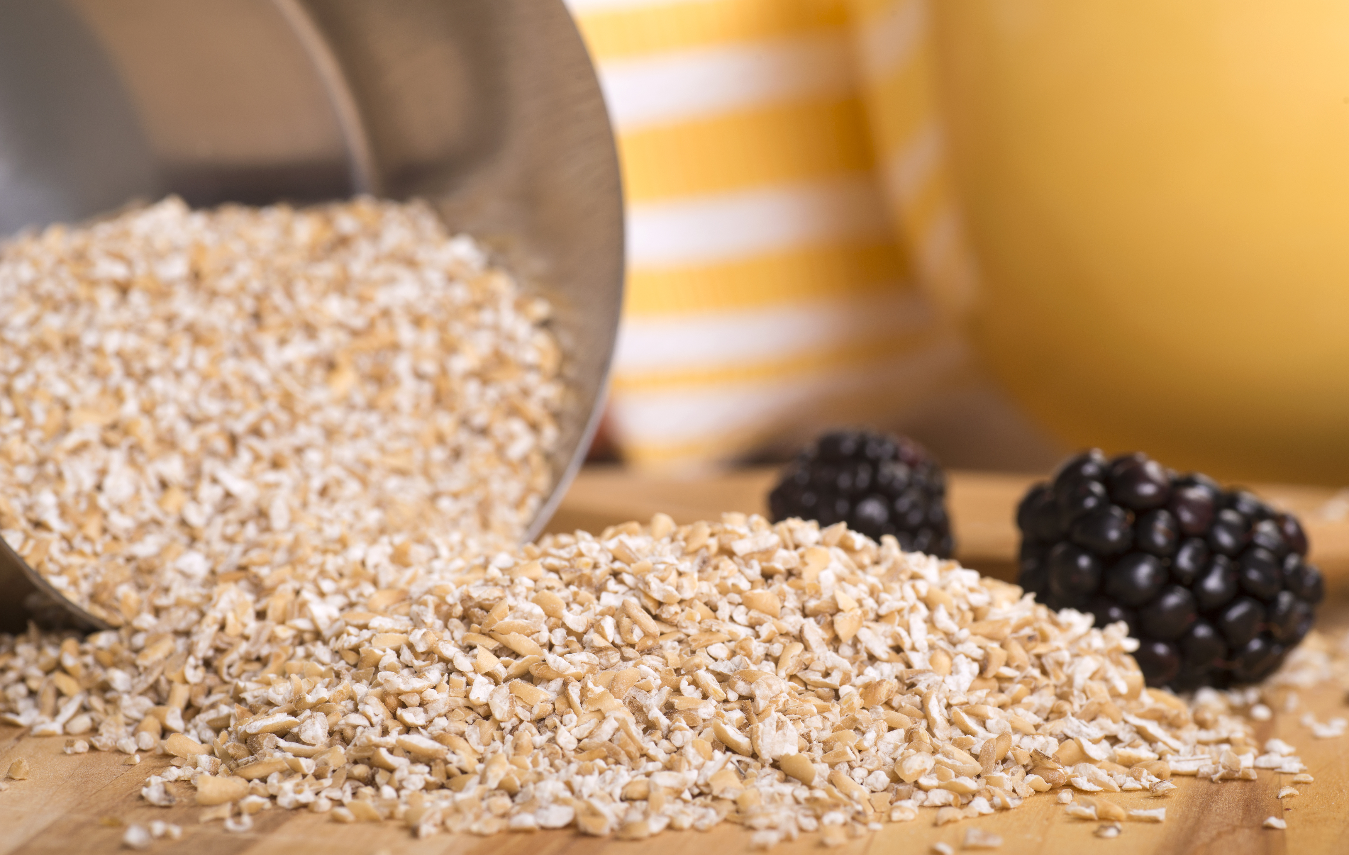 Being able to heat up a pouch of brown rice or steel cut oats in 60- to 90-seconds vs. the longer-simmering process, may make including them in your diet much easier.